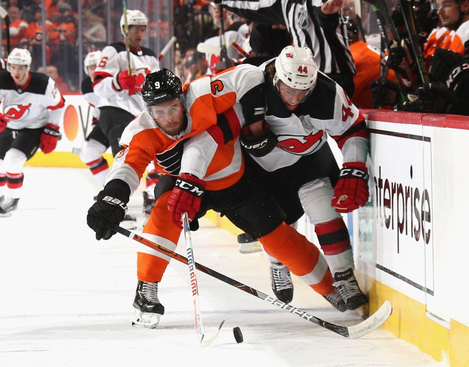 Philadelphia Flyers Game Breakdown: Top Defensive Pair Comes Through