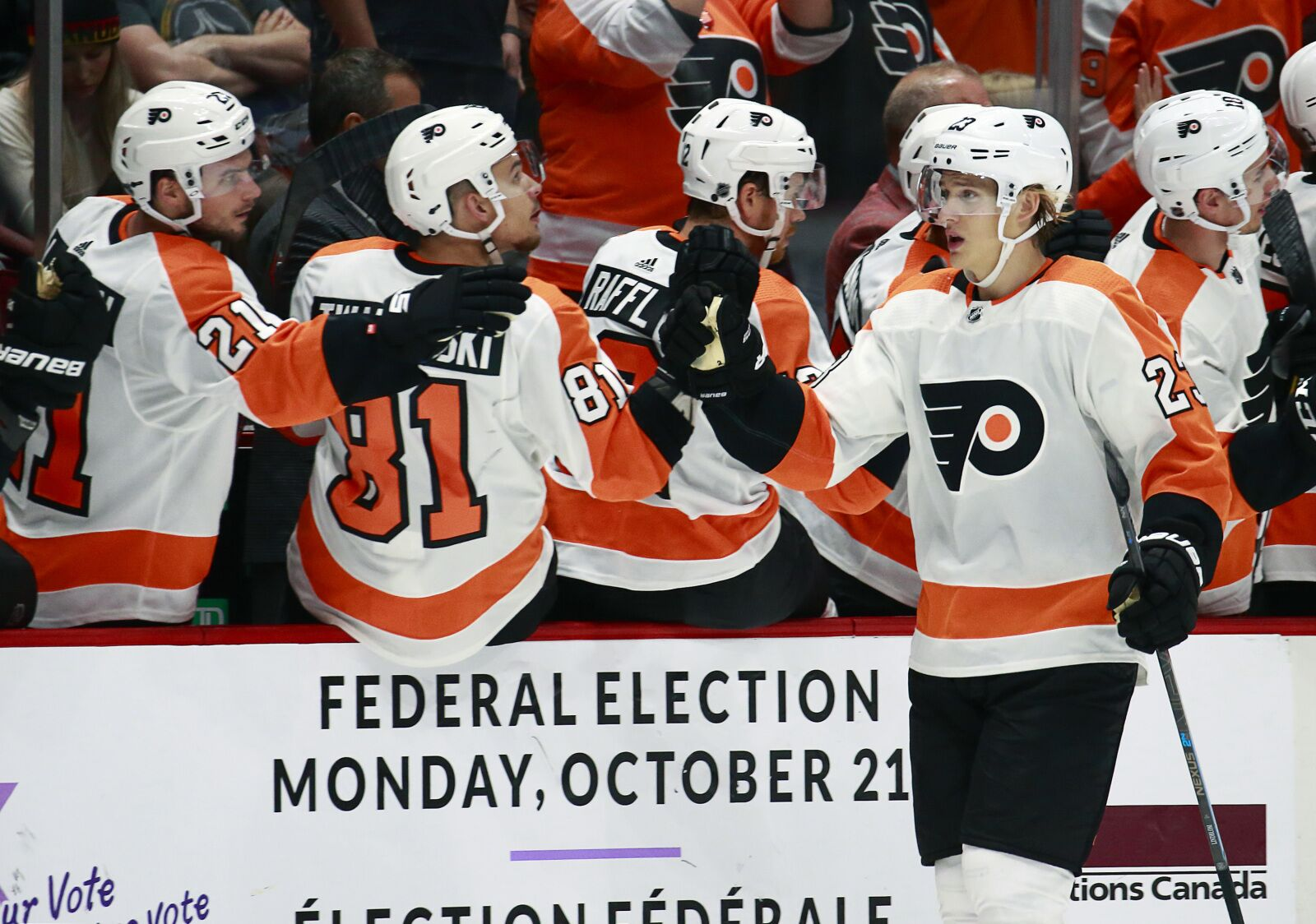 Three 2019-20 Philadelphia Flyers Early Season Observations