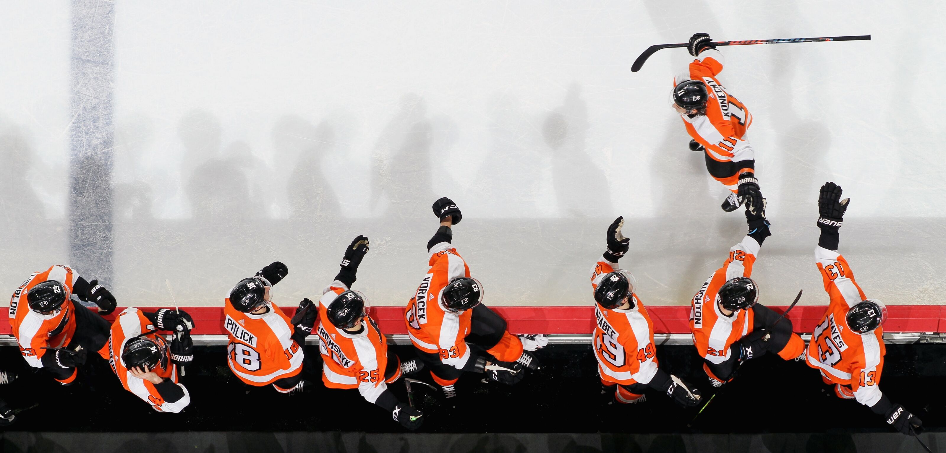 Gifts The Flyers Need Under Their Tree This Christmas