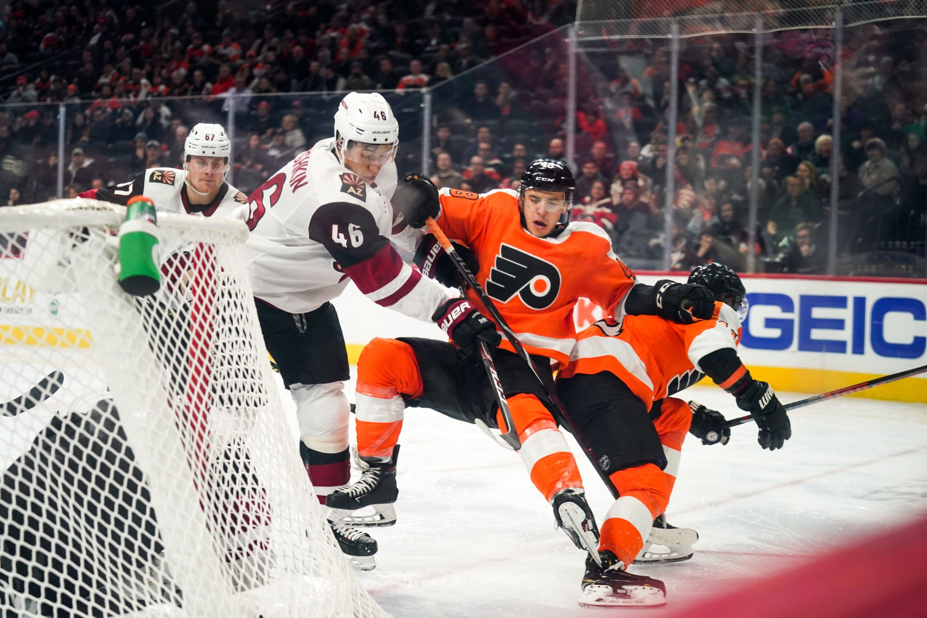 Breaking Down The Flyers Recent Power Play Woes