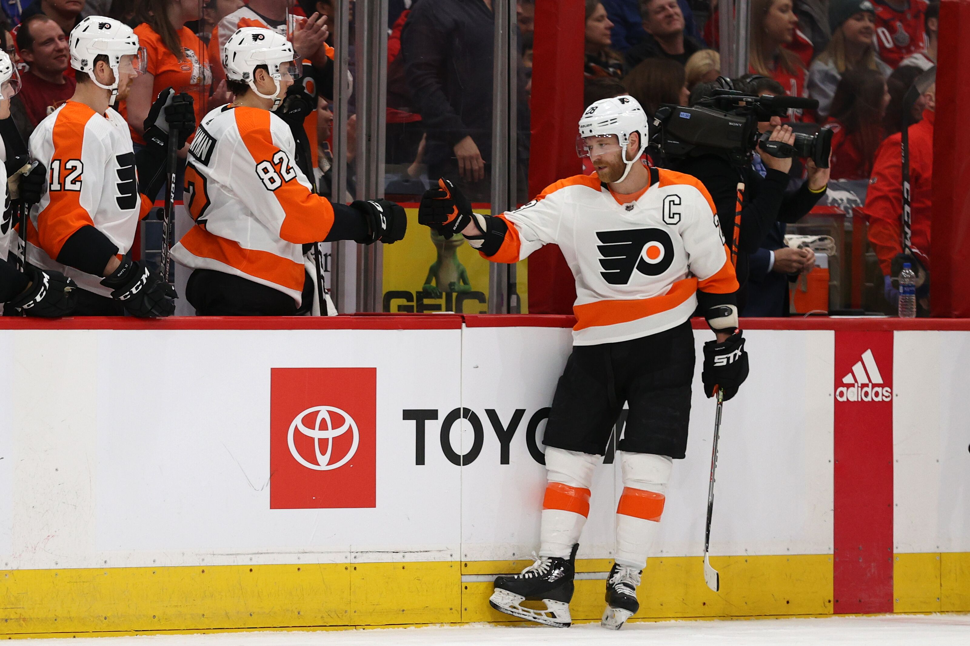 Weekly Buzz: The Flyers Are In The Midst Of A Key Stretch