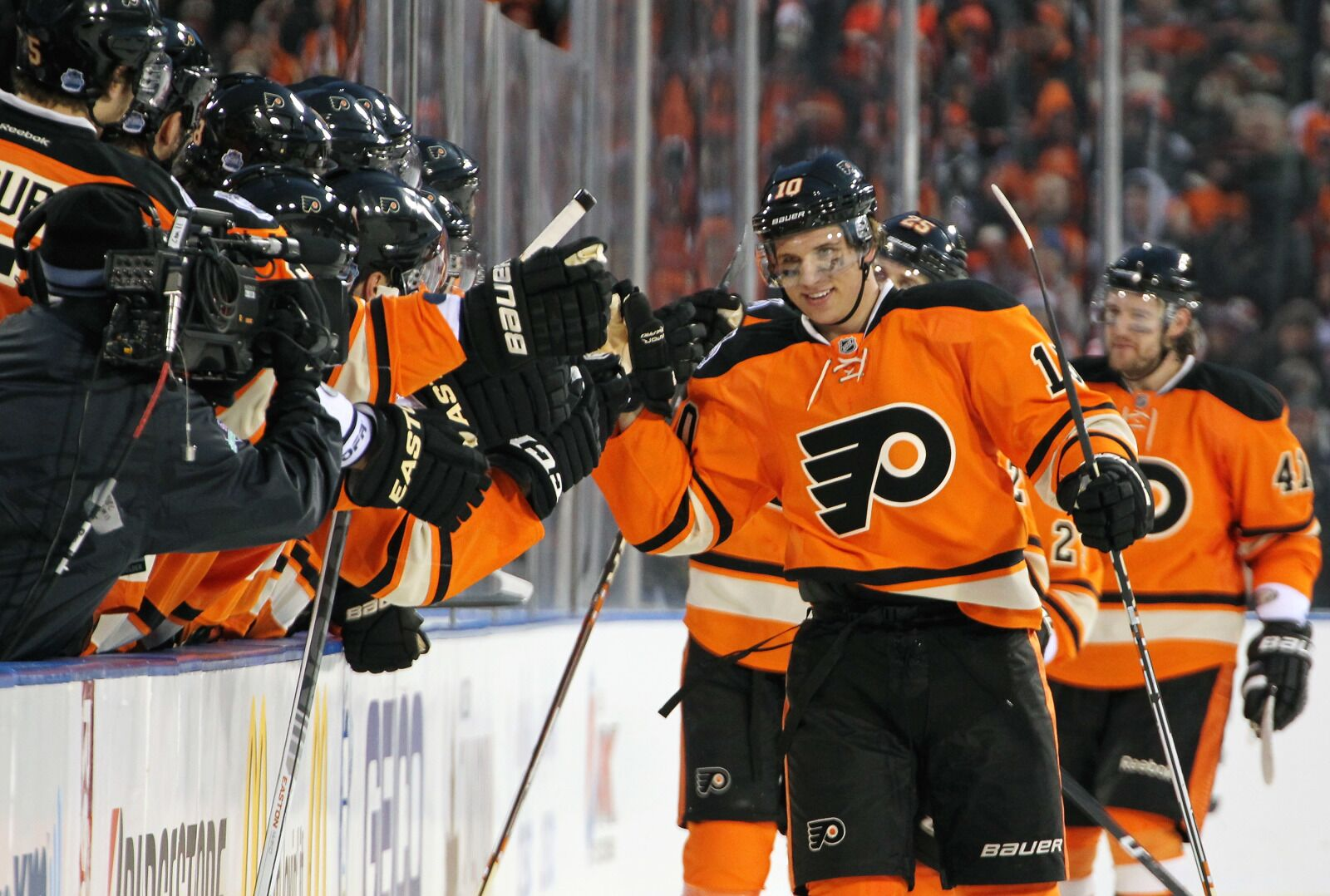 1cd0f1912 Philadelphia Flyers  Best Outdoor Game Moments