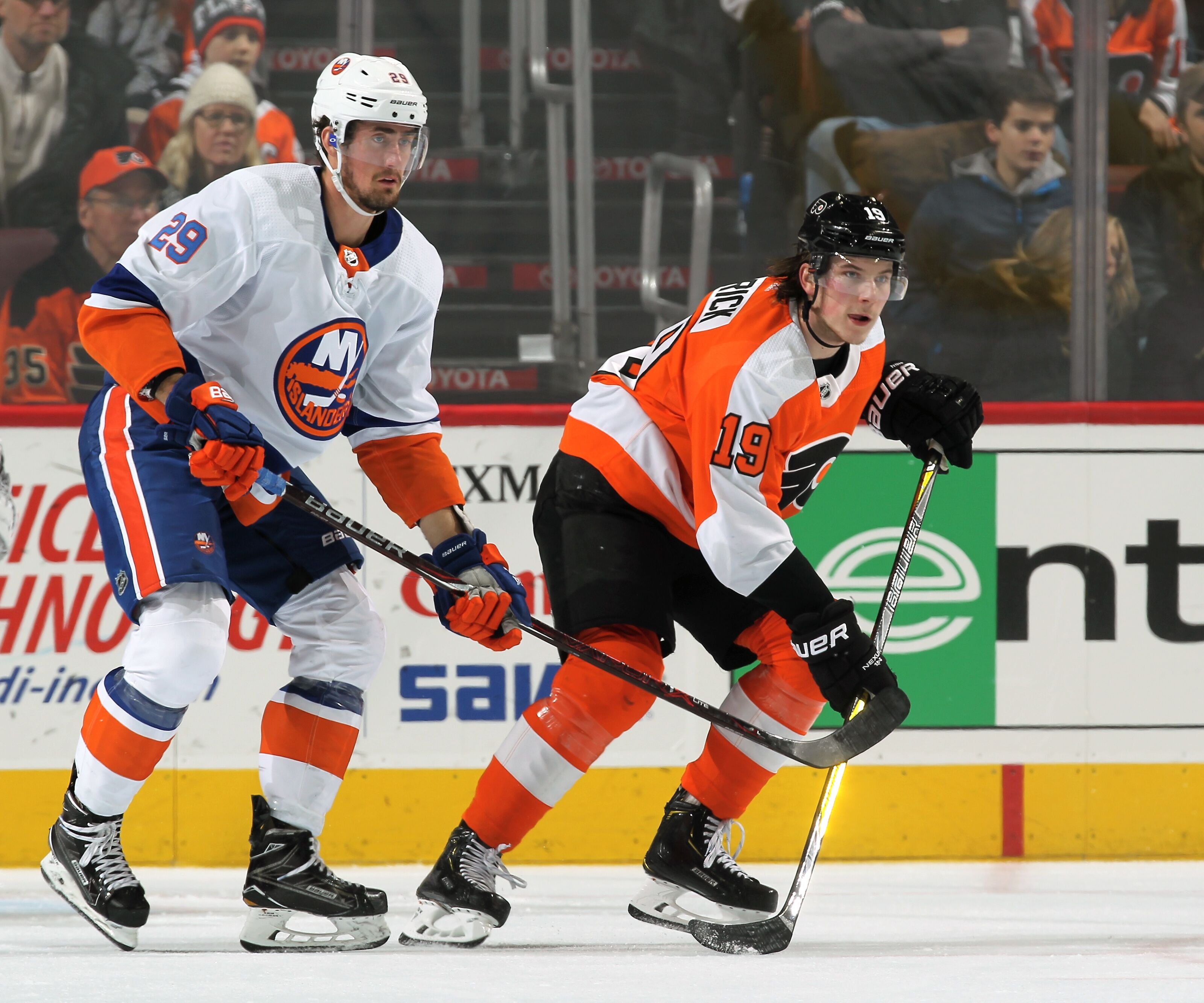 What Brock Nelson's Contract Could Mean For The Philadelphia Flyers