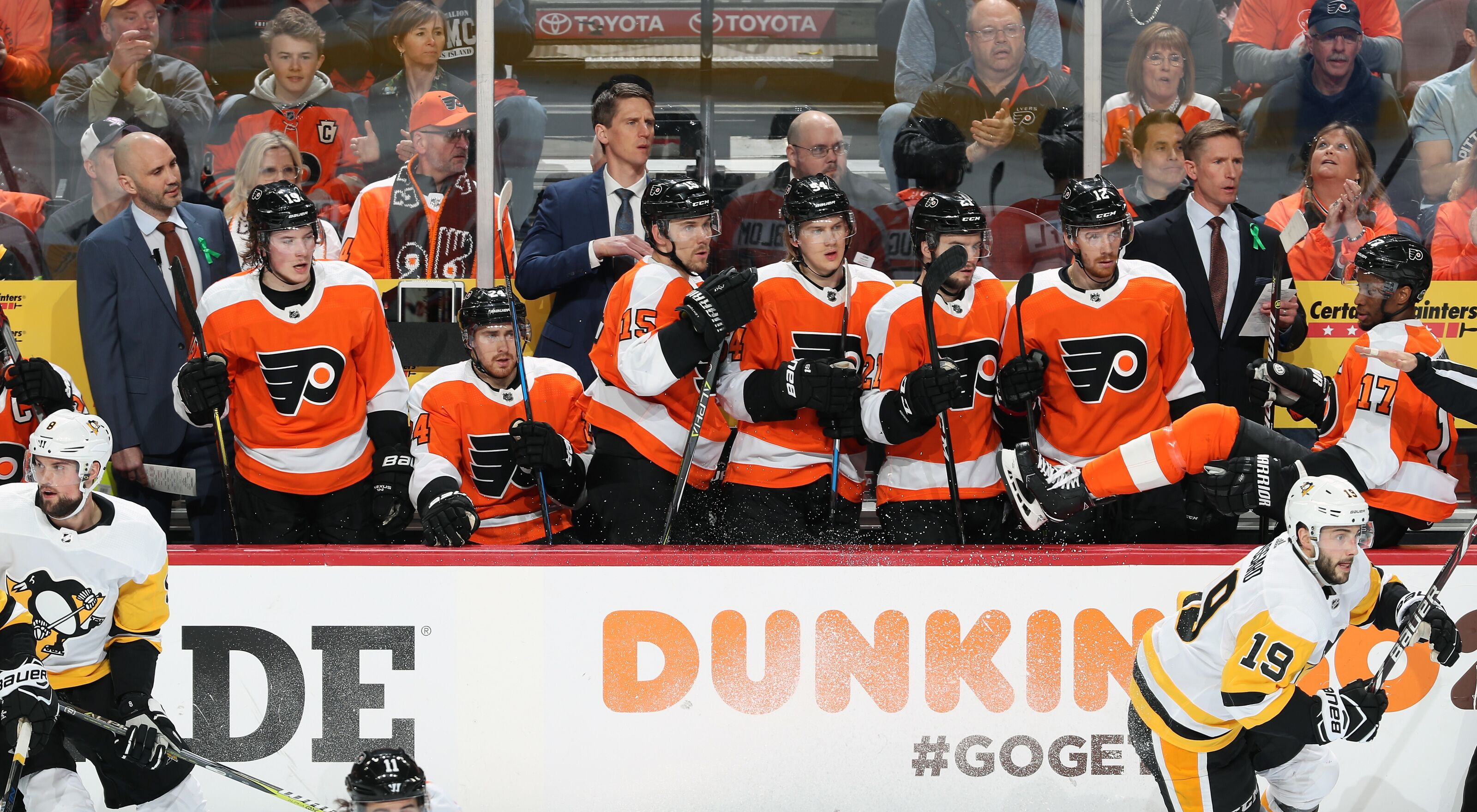 0a1df2612 First round exits can't be enough for 2018-19 Philadelphia Flyers