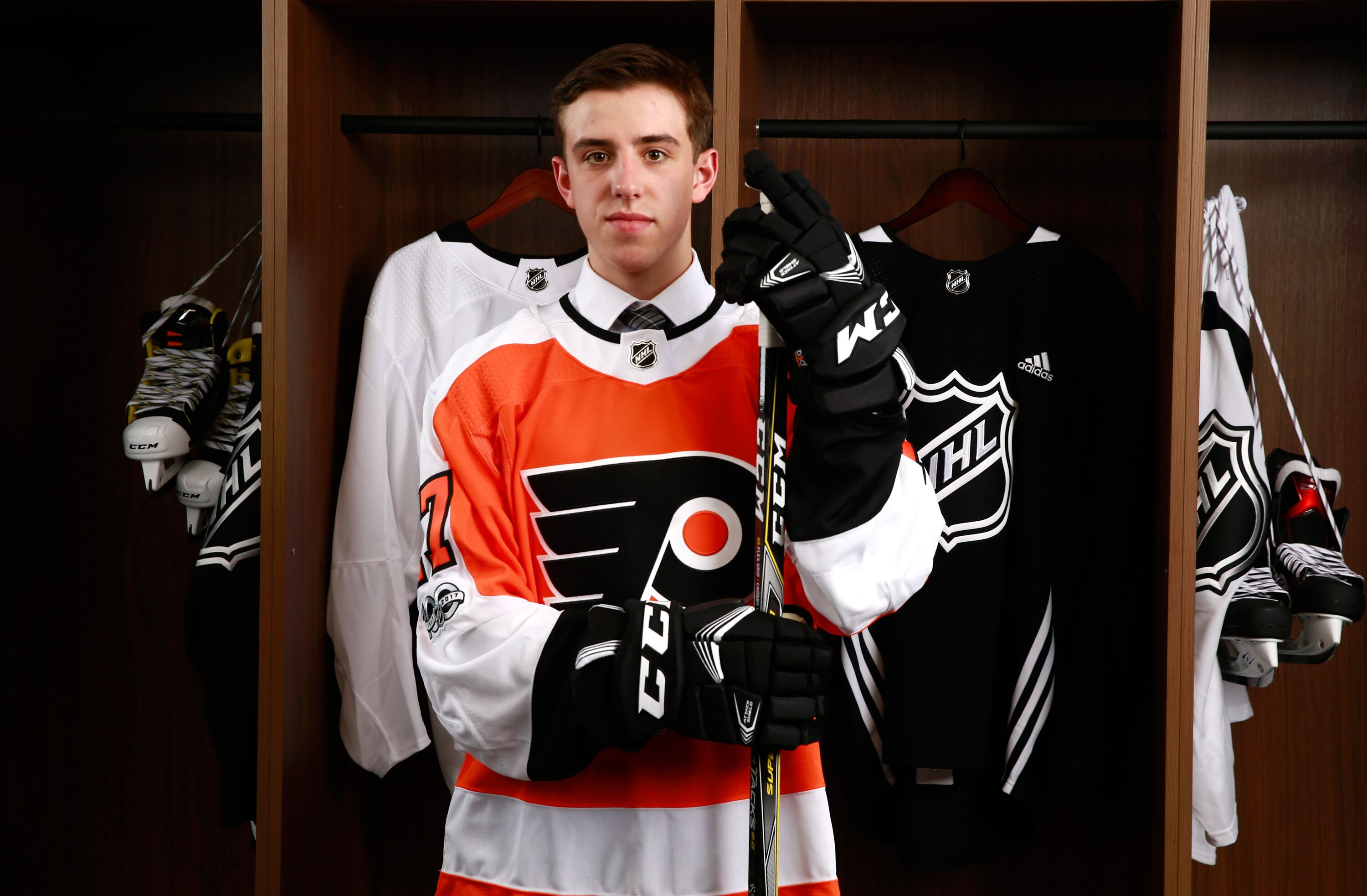 flyers 09-10 roster