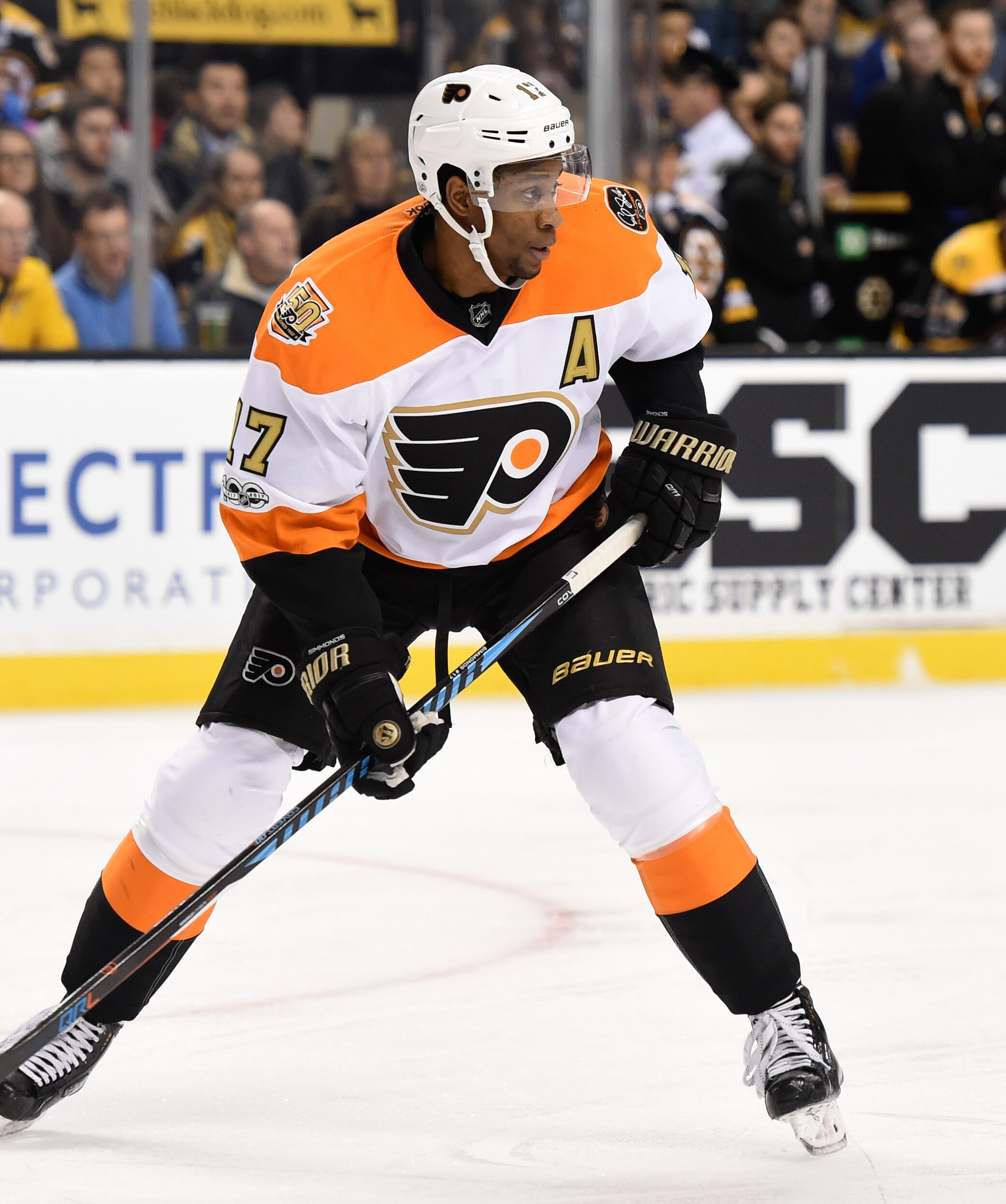 Philadelphia Flyers End Losing Streak