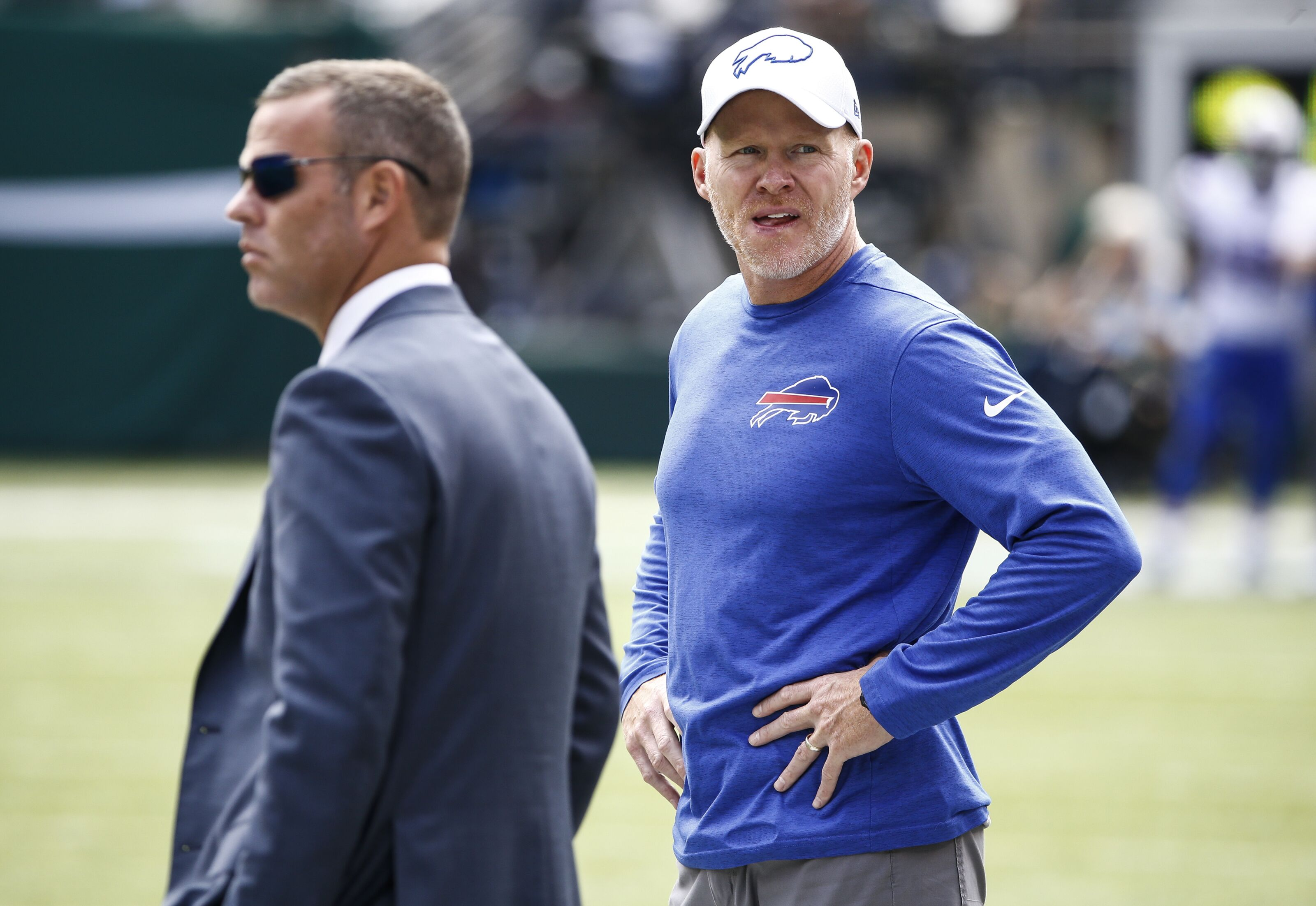 Buffalo Bills shouldn't wait on extensions for McDermott and Beane