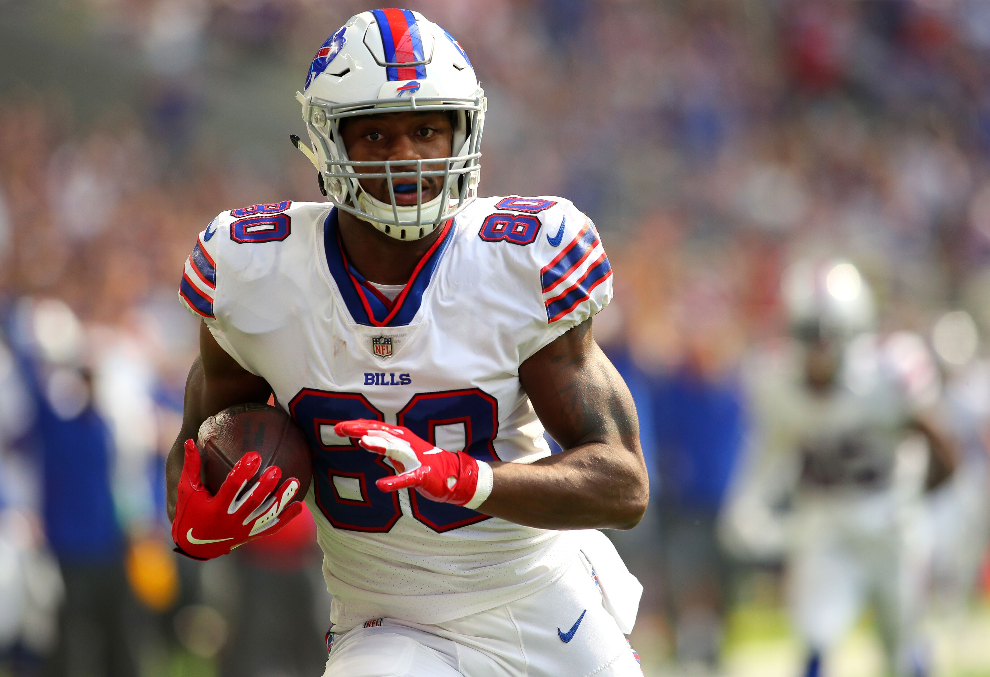44d0a85d Buffalo Bills: Injured tight ends moving in right direction