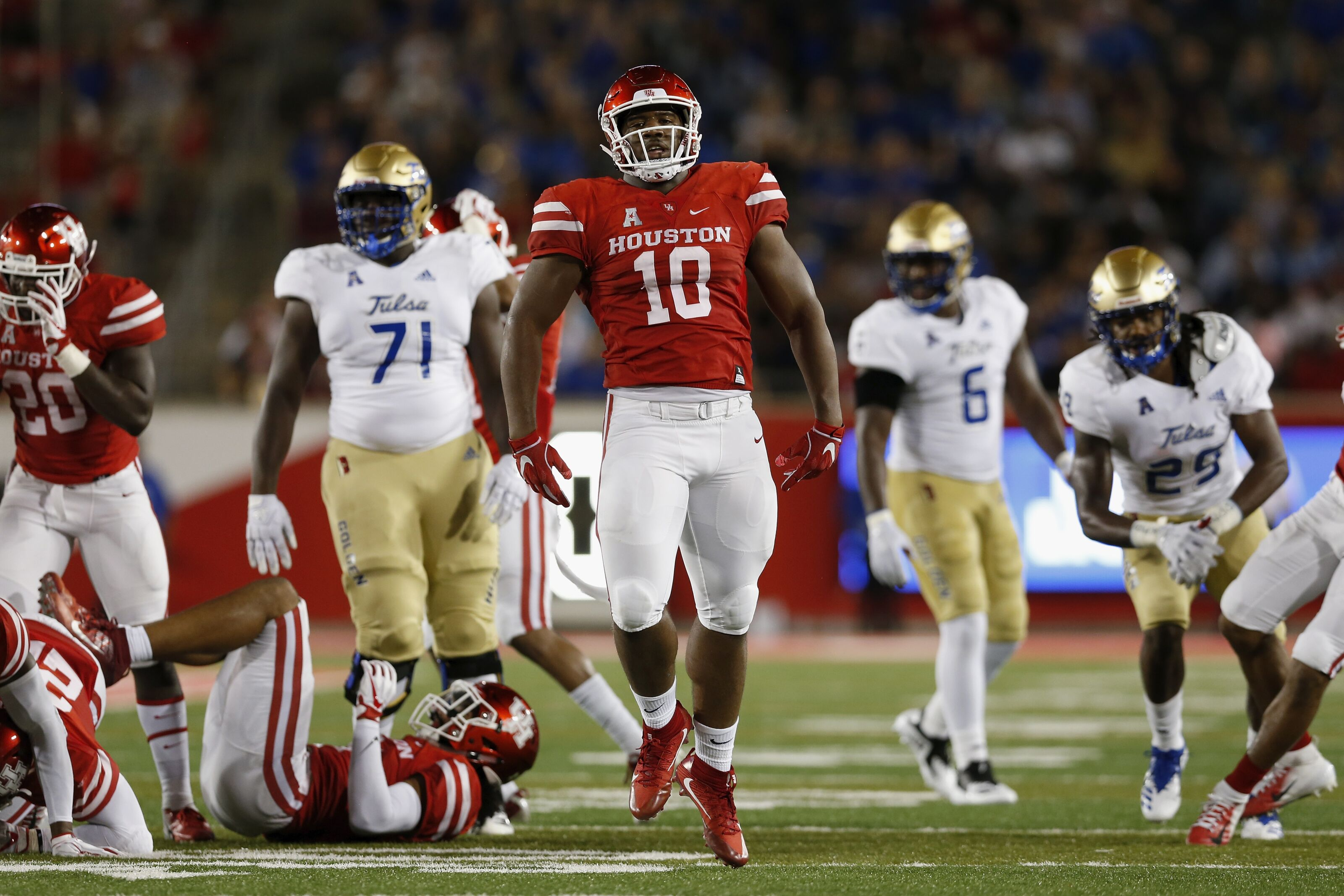 Buffalo Bills: The case for drafting Ed Oliver at No. 9 overall