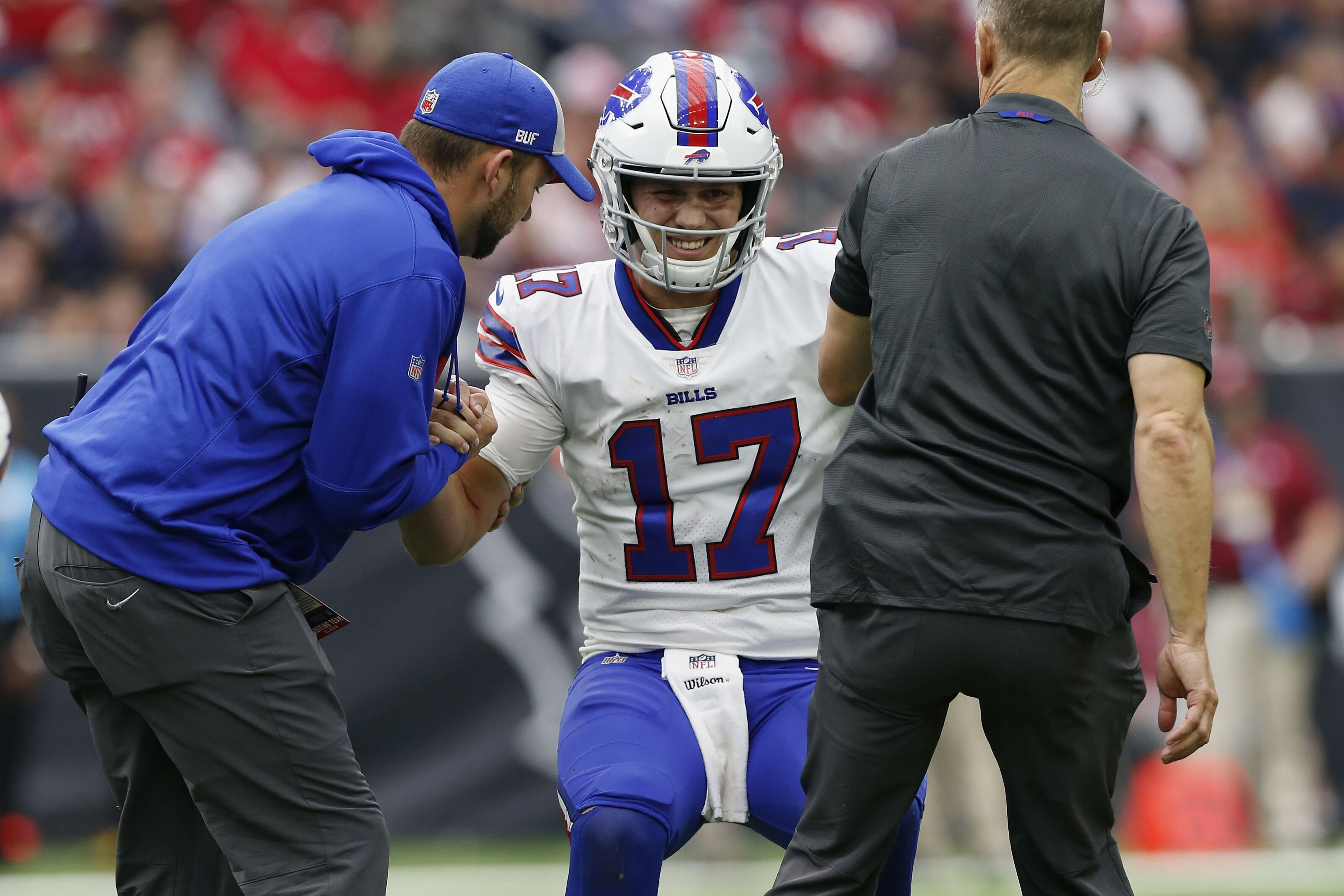 1ddade3ad75 Buffalo Bills: Total disaster at the quarterback position