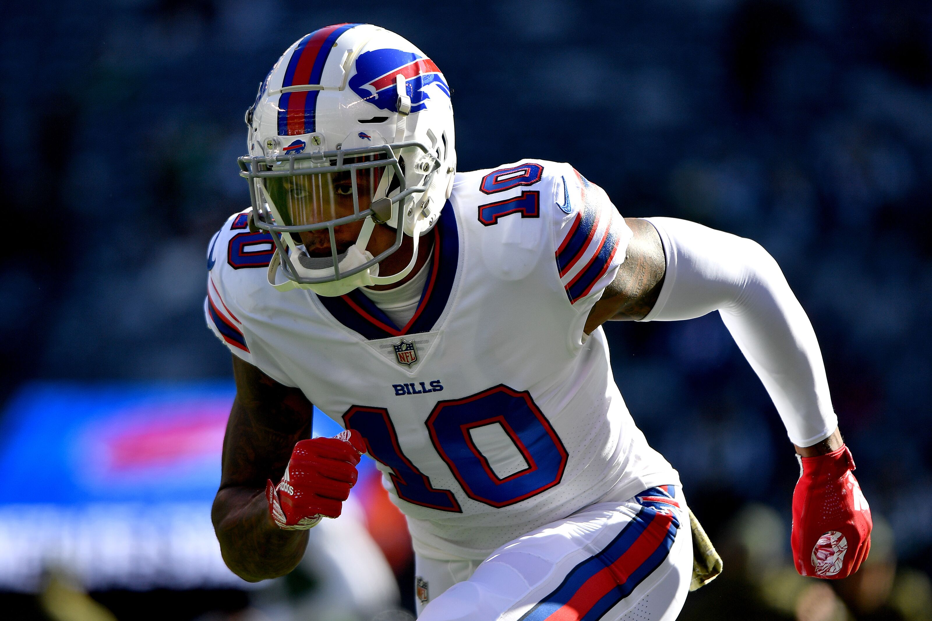 Buffalo Bills: Terrelle Pryor let go after only two games