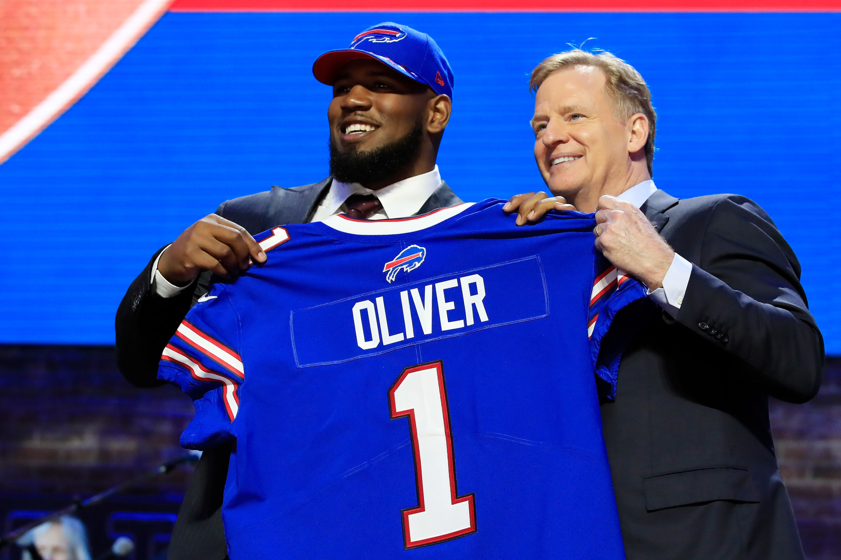 Buffalo Bills: Projecting big things from Ed Oliver in 2019