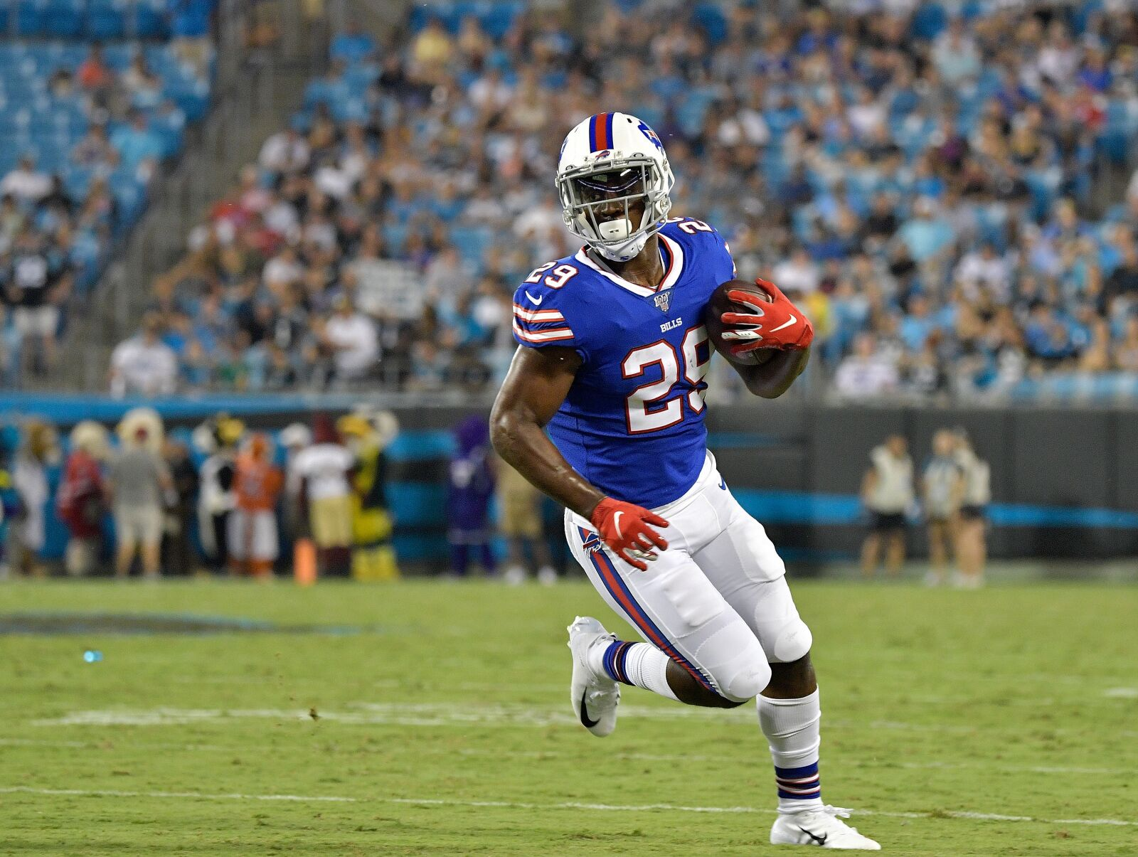 Buffalo Bills: Roles for Running Backs to change on weekly basis