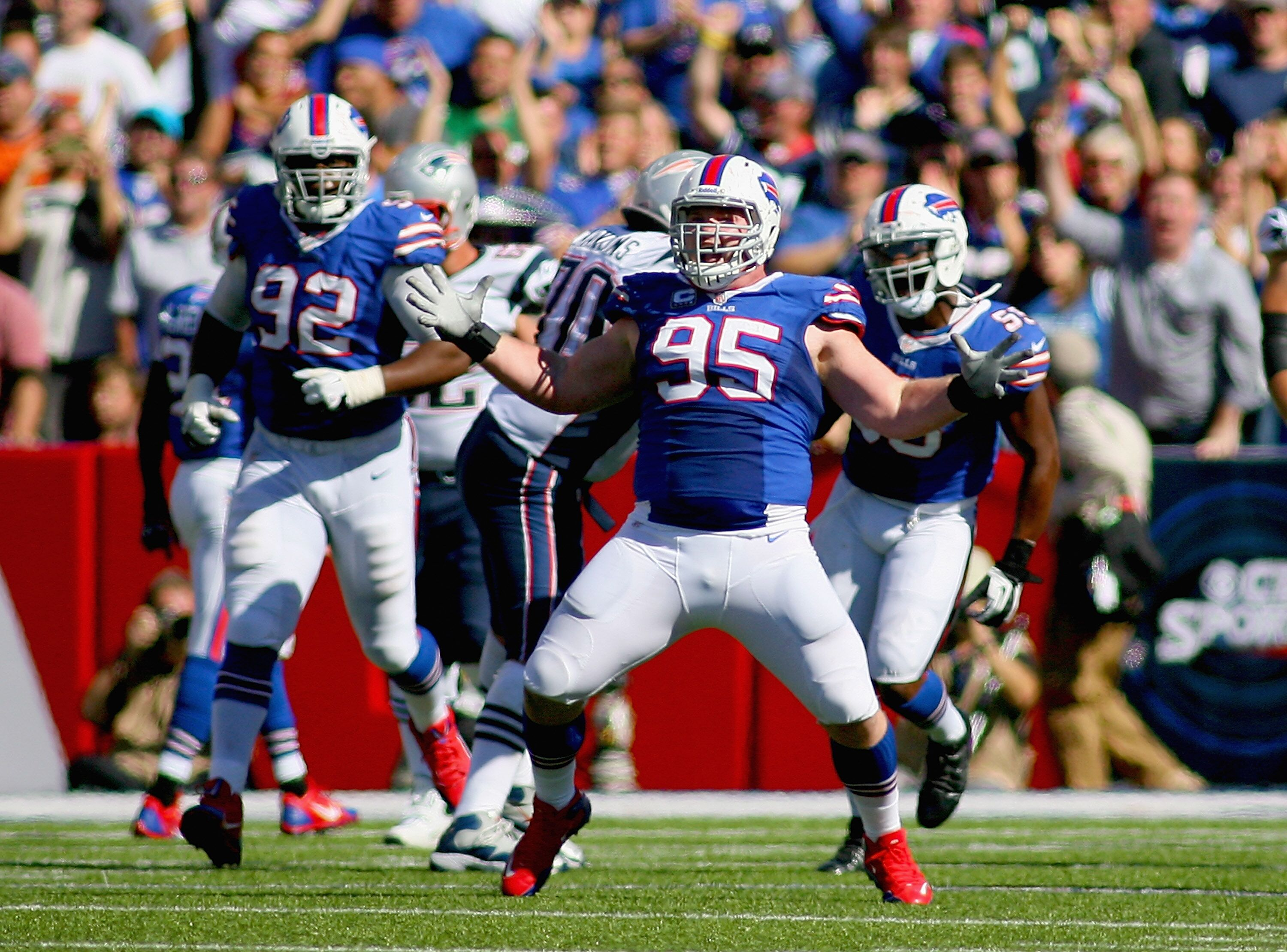 Pro Football Focus ranks Buffalo Bills' roster 27th in the NFL
