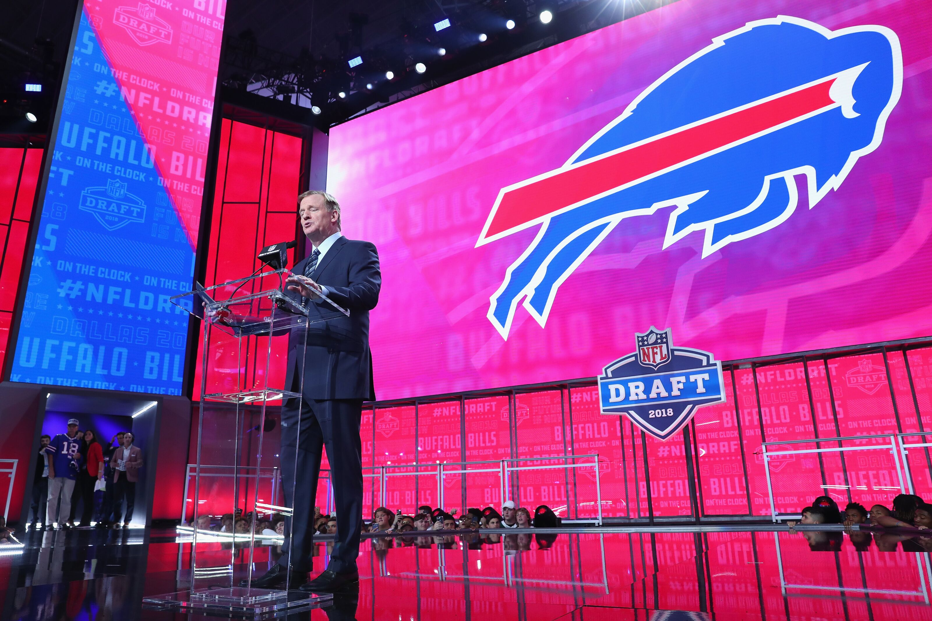 Buffalo Bills: A move the team should make in the NFL Draft