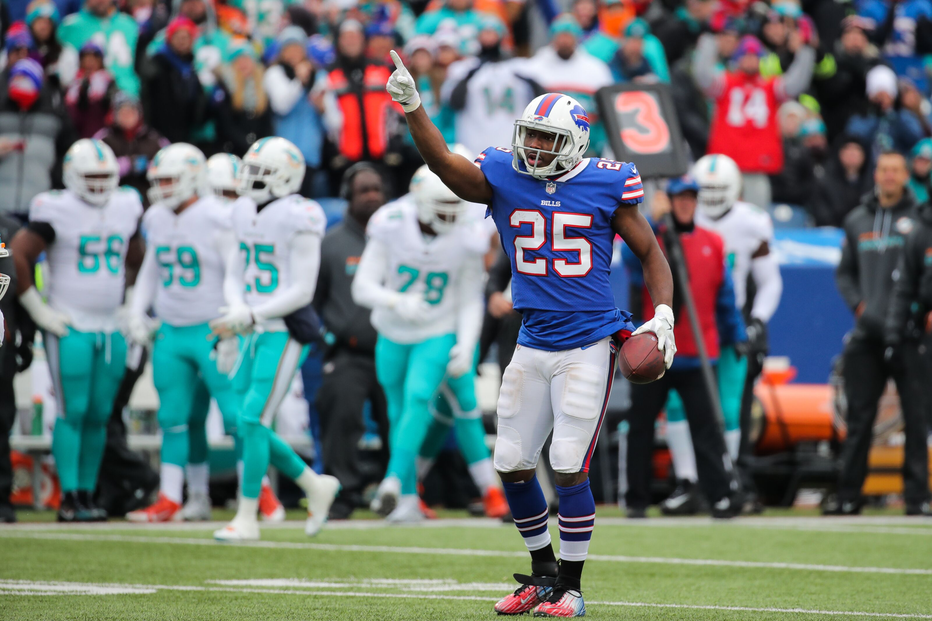 The Morning Charge: LeSean McCoy's status among the greats
