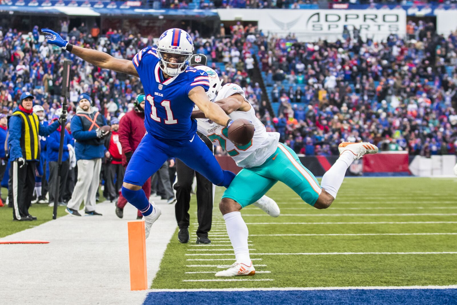 2019 Buffalo Bills Roster Outlook: The wide receivers