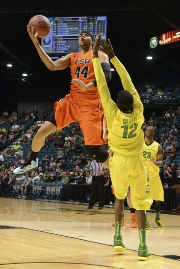 Oregon State Guard Chai Baker Moved Out Of ICU