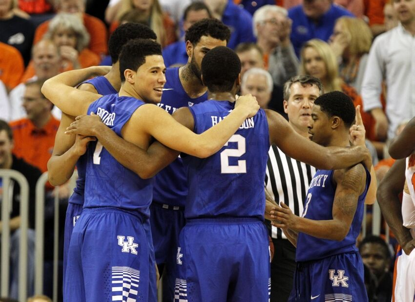 The Undefeated Kentucky Wildcats: BB Podcast 2/9: Kentucky Wildcats Bound For Undefeated?