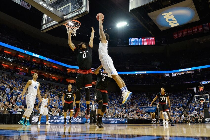 Kentucky Basketball What The Florida Win Means To The: Three Thoughts On The Kentucky Wildcats Win Vs. Cincinnati