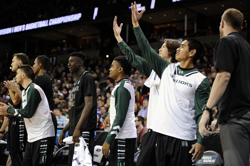 NCAA Tournament: Hawaii Rainbow Warriors Terrorize Cal In
