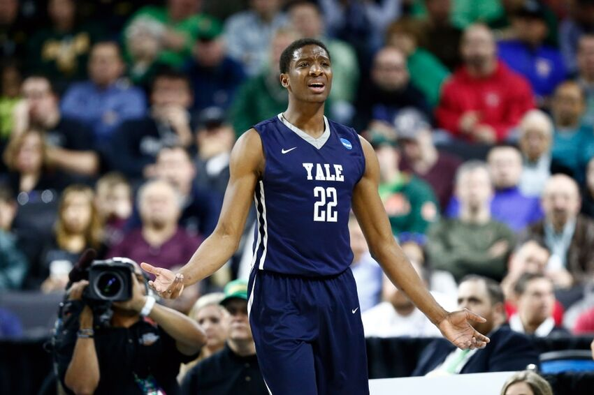 NCAA Tournament: Yale Bulldogs Upset Baylor Bears In First