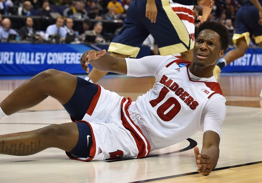 Wisconsin Basketball: How good is Nigel Hayes?