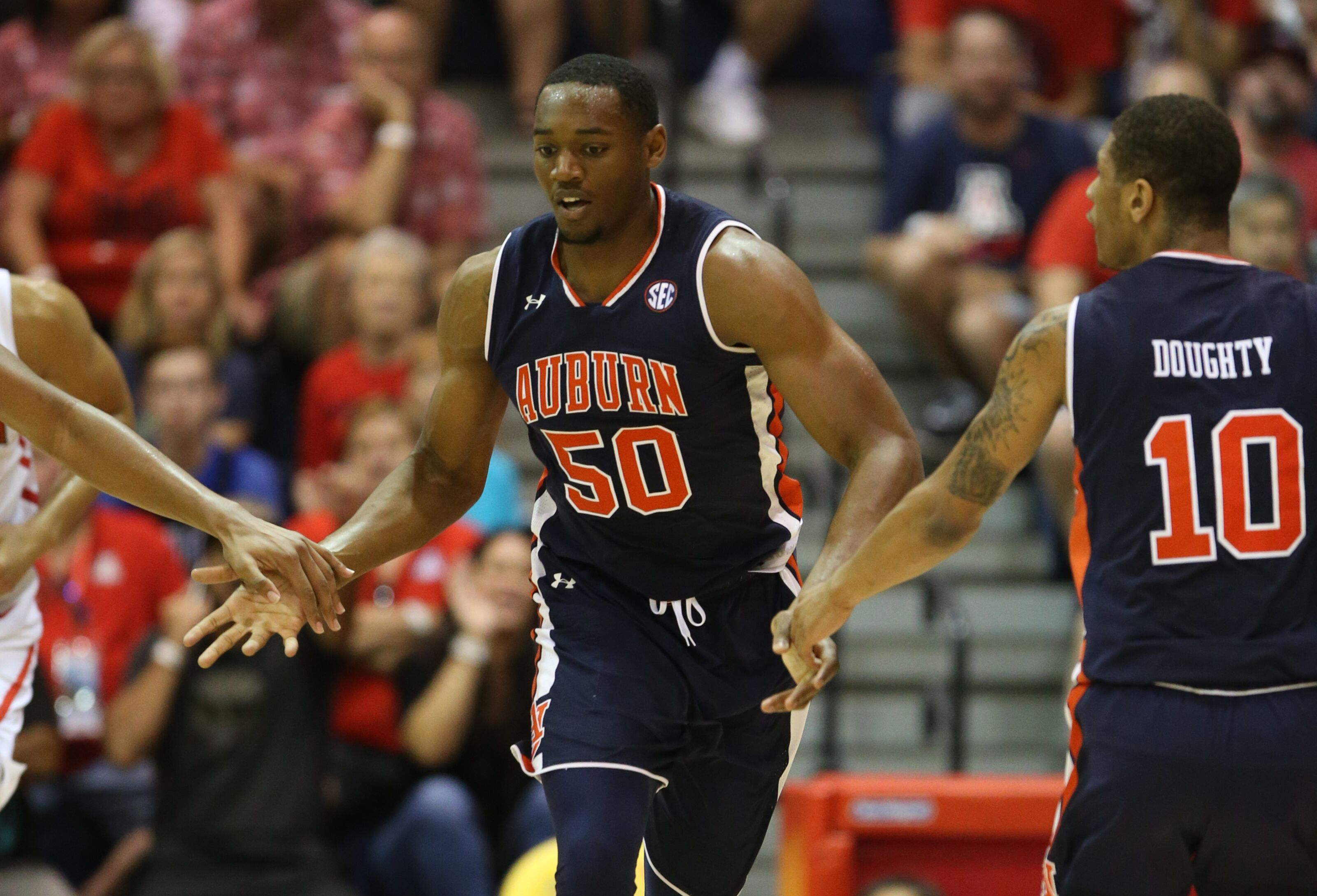 2018-19 Auburn Tigers Schedule - College Basketball ...