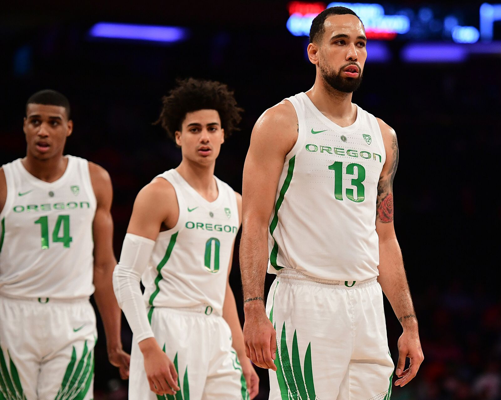 huge selection of 3f0df cb25d NCAA Basketball: Oregon and Purdue on wrong side of winners ...