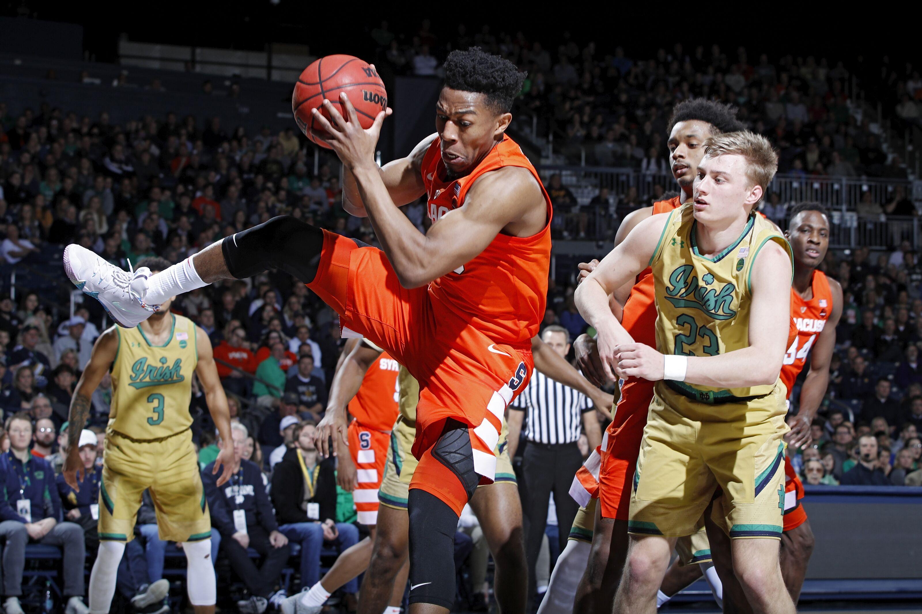 Syracuse Basketball Breakdown Of Tyus Battle S Varying Draft Stock