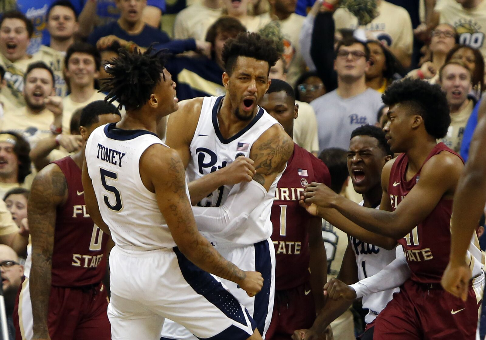 Pittsburgh Basketball: WVU, Kansas State highlights 2019-20 non-conference schedule