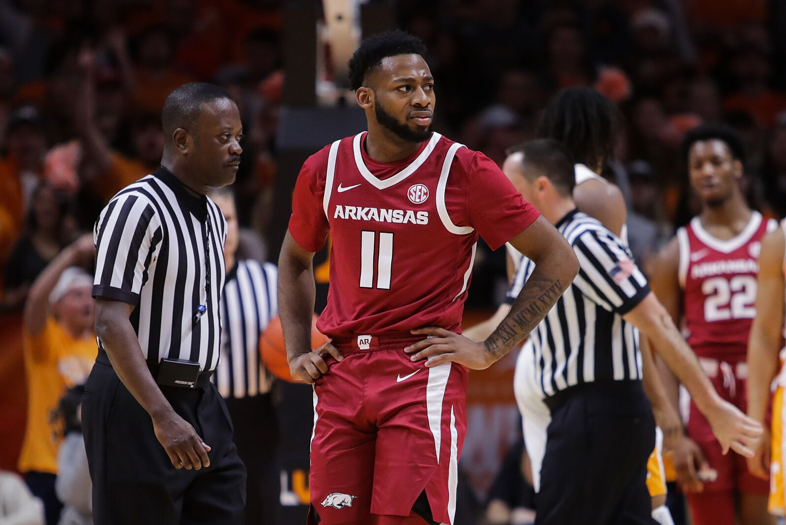 Arkansas Basketball: Ranking Hogs 2019-20 non-conference opponents
