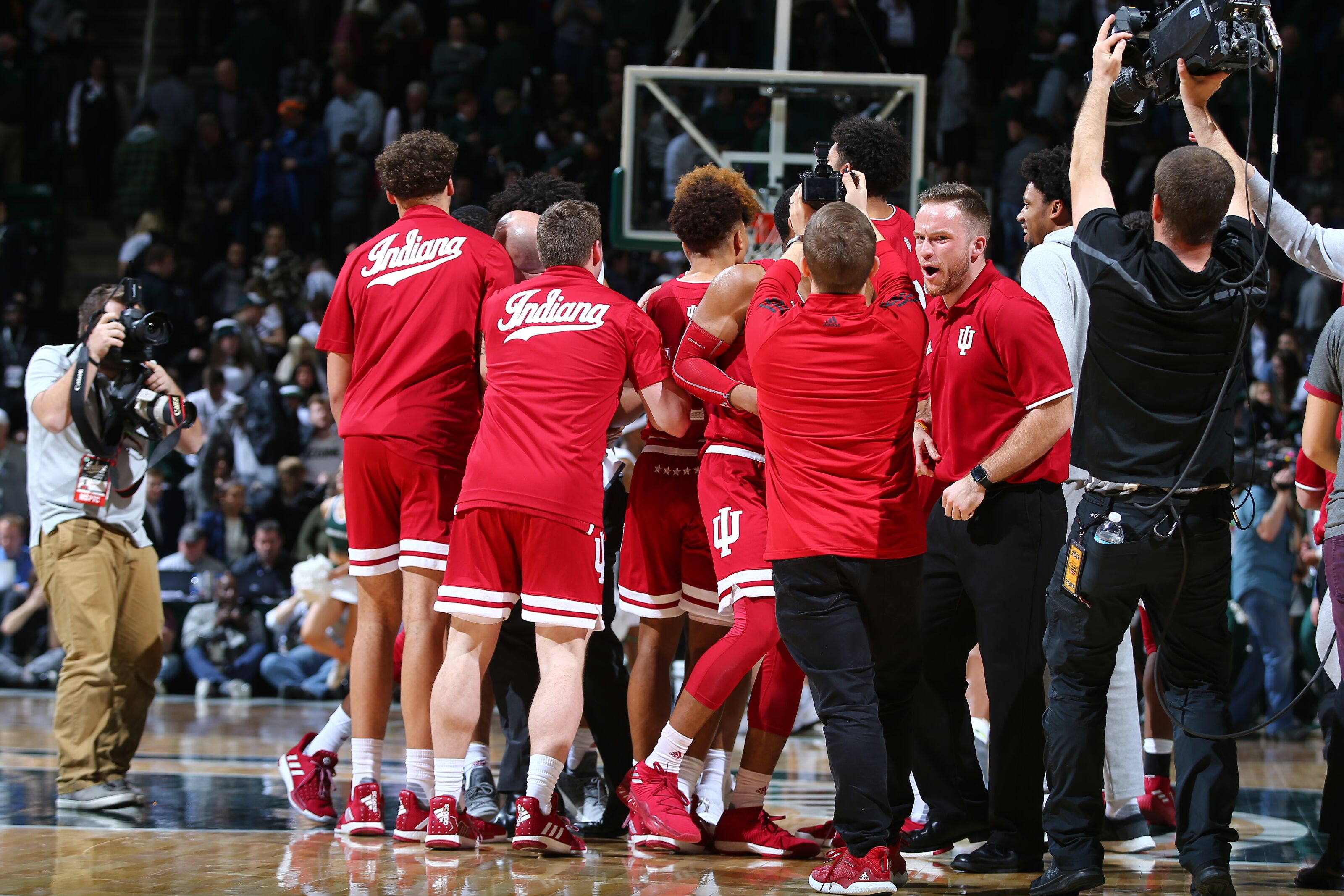Bracketology Winners: Indiana, Creighton fighting back into contention