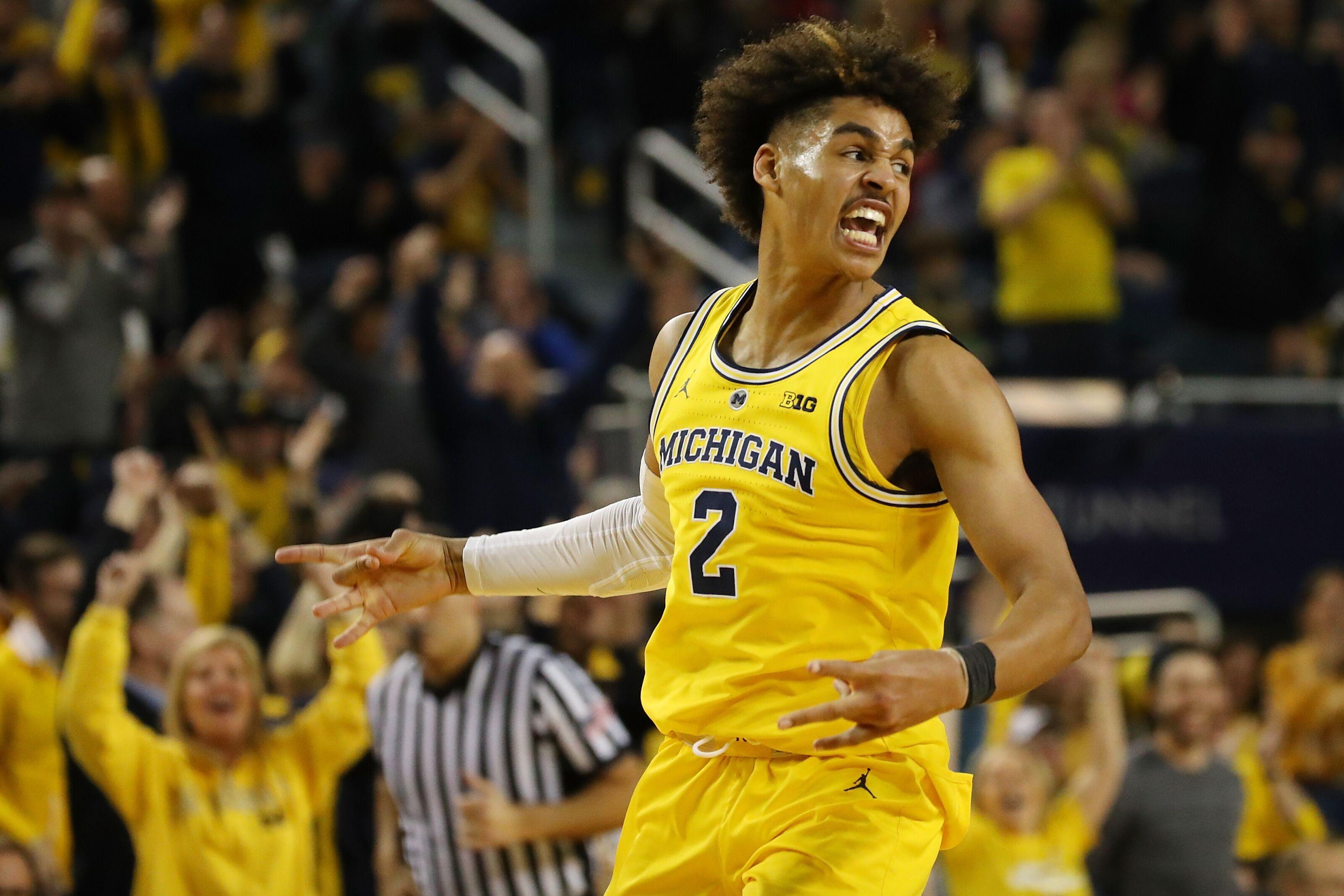 8862c409f0c Michigan Basketball: Jordan Poole leaving won't hurt Wolverines badly