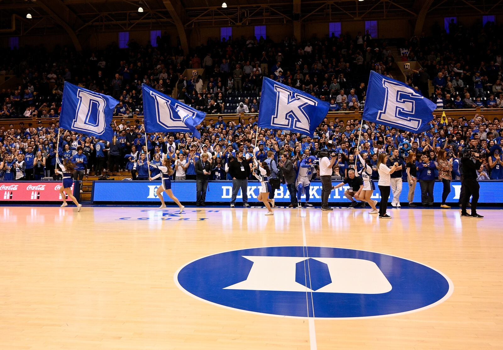 "Duke Basketball Recruiting: Blue Devils host big prospects in ""Countdown to Craziness"""