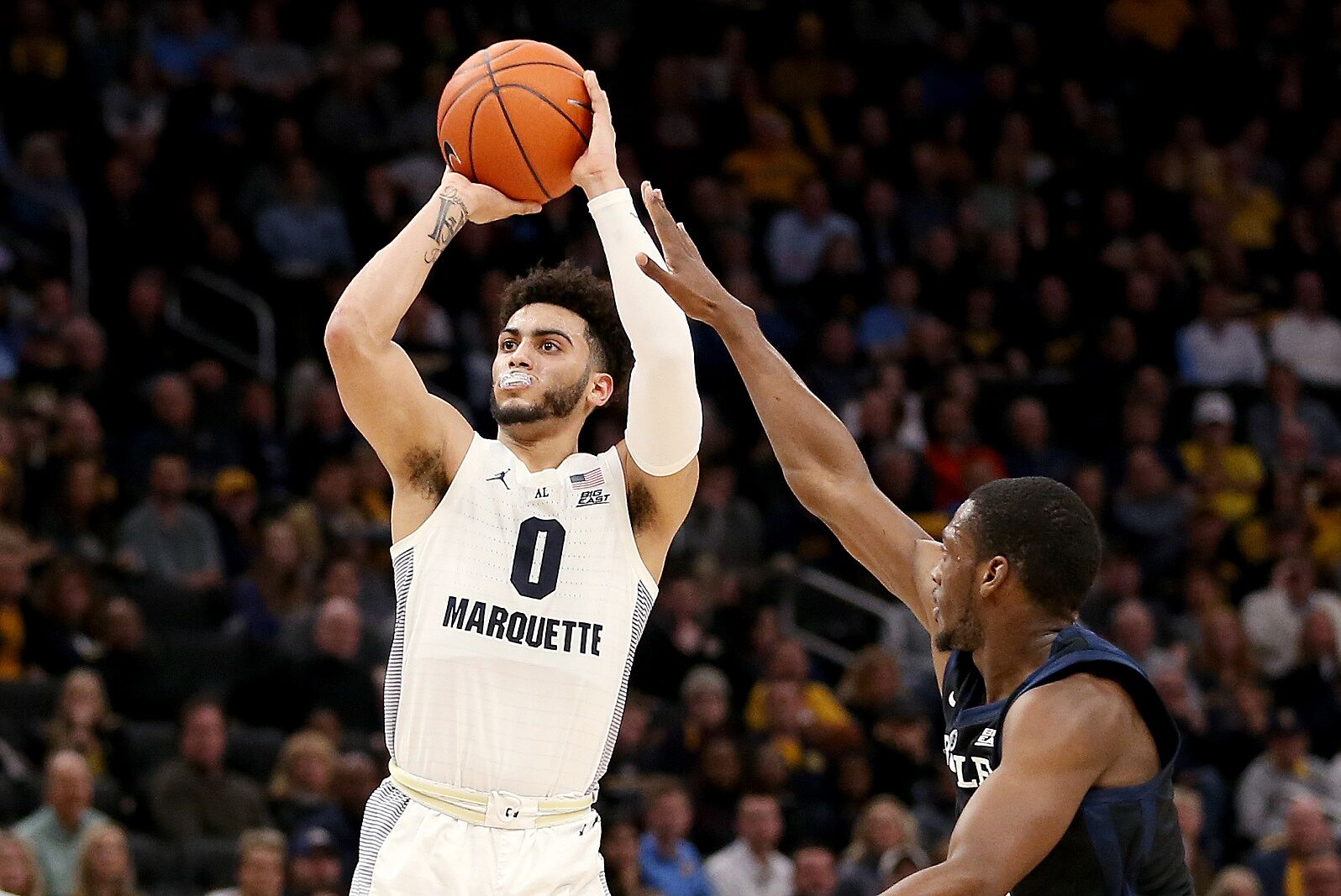 Big East Basketball Rankings Marquette Holds Strong Middle