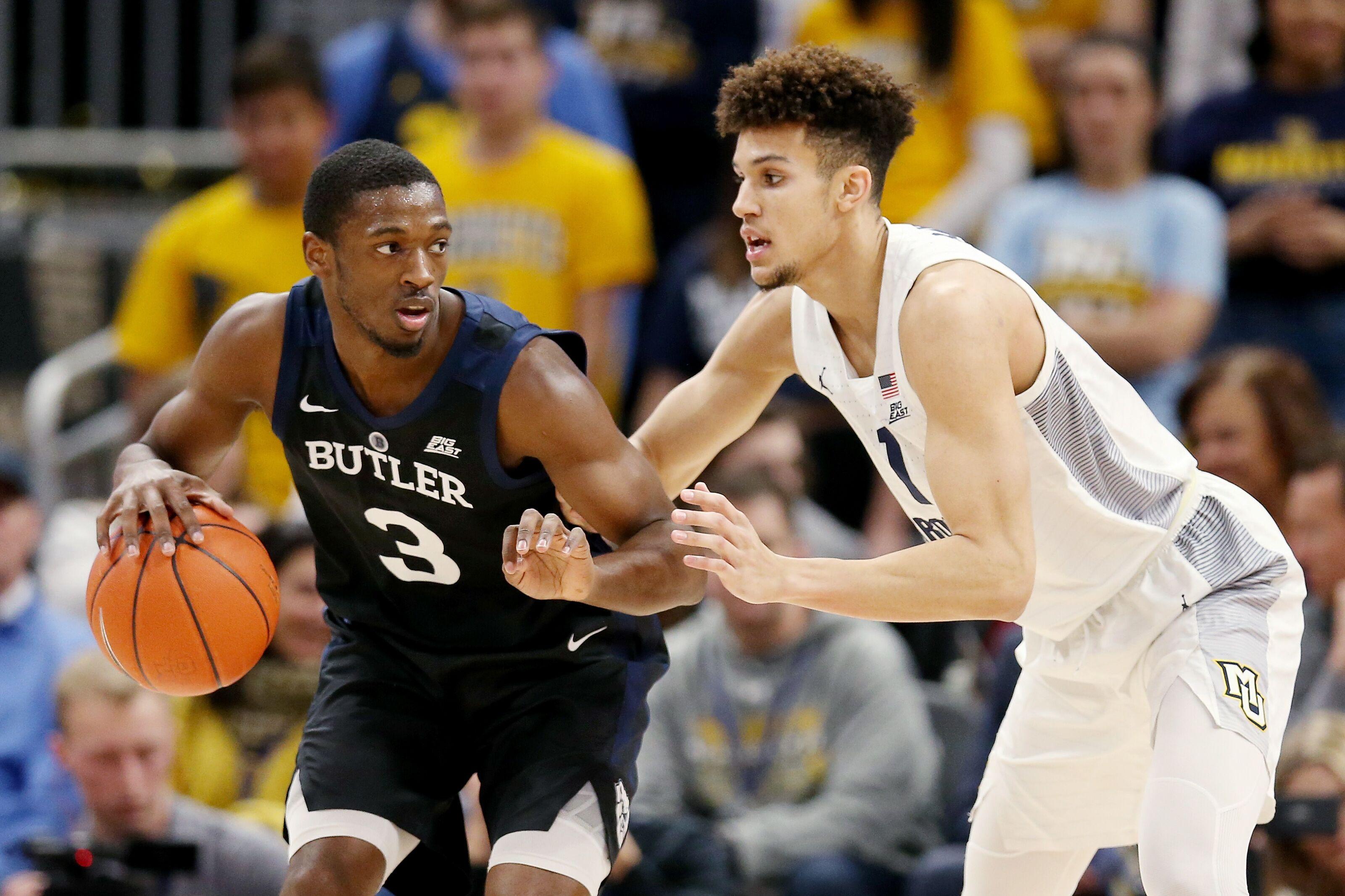 Big East Basketball Power Rankings Butler On Top
