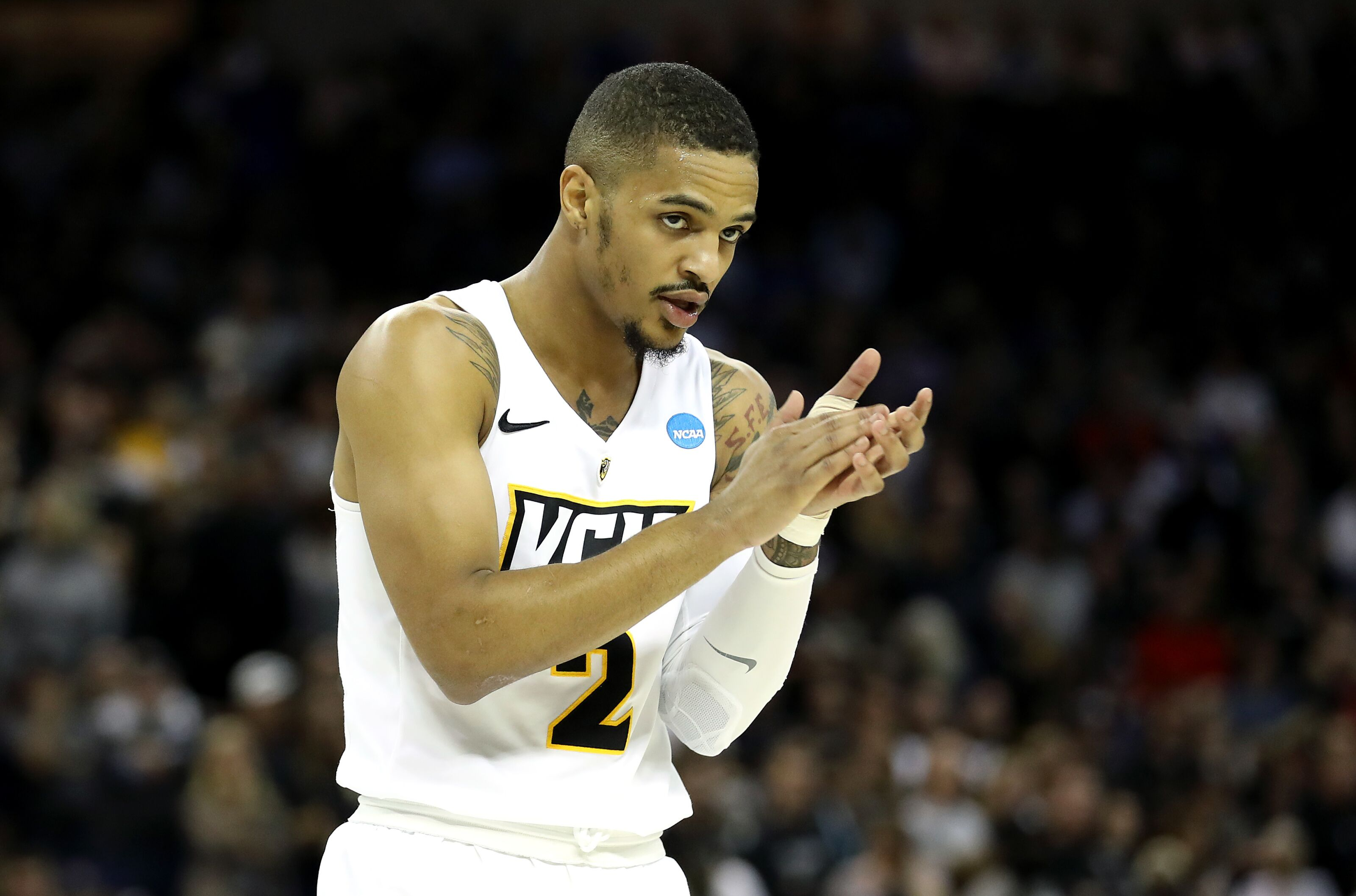 Image result for marcus evans vcu