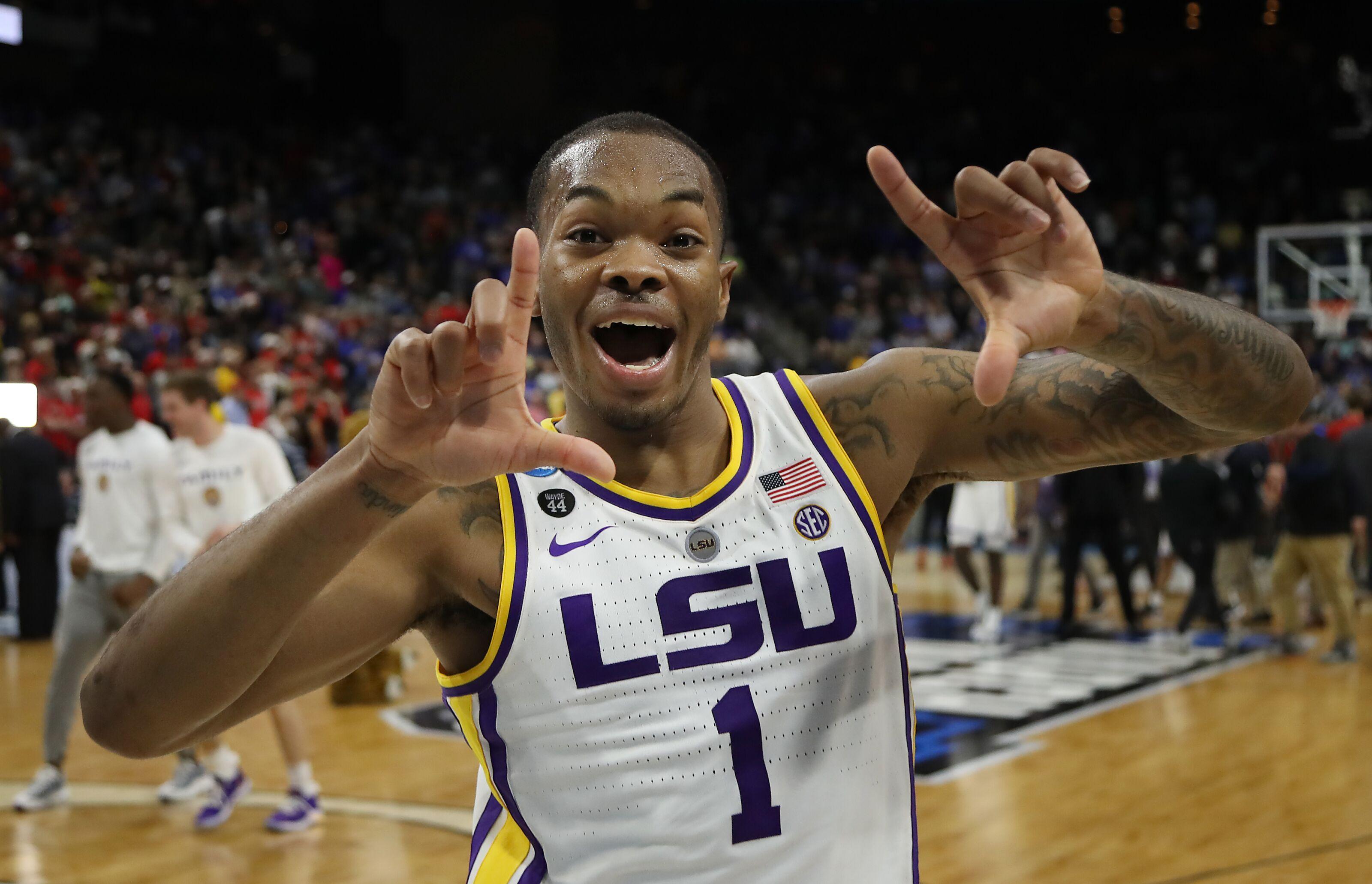 3d8b17a8c11e LSU Basketball  Return of Ja vonte Smart huge for Tigers  2019-20 hopes