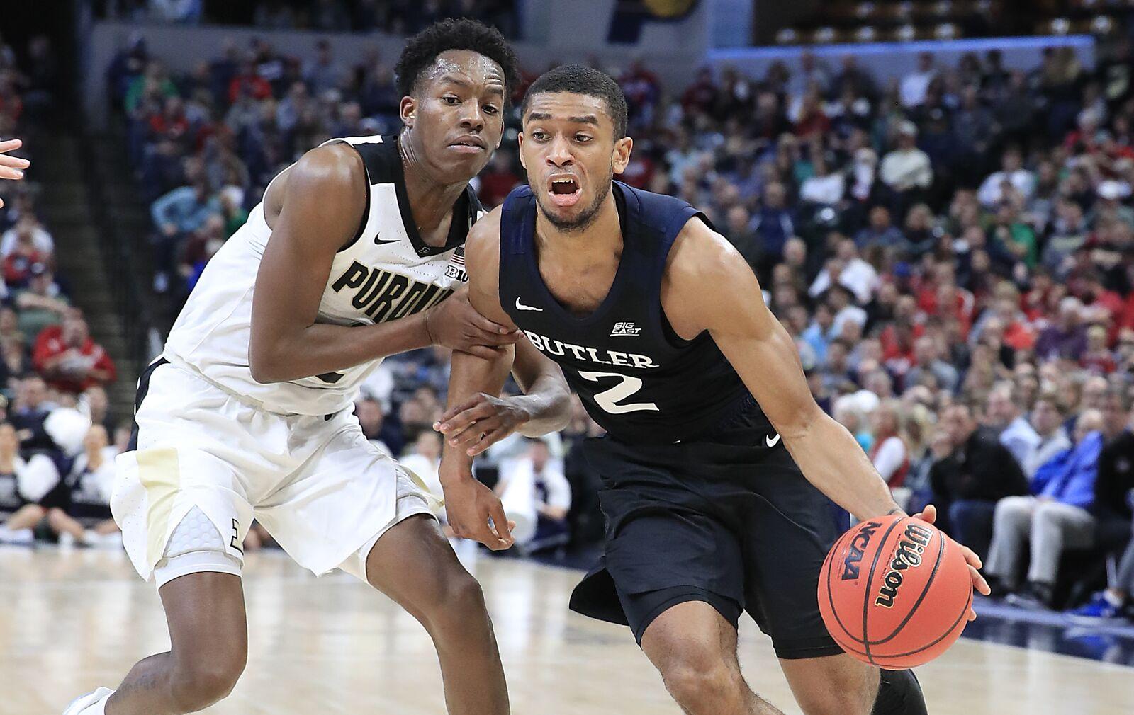 Ncaa Basketball Power Rankings Butler Villanova Rising For