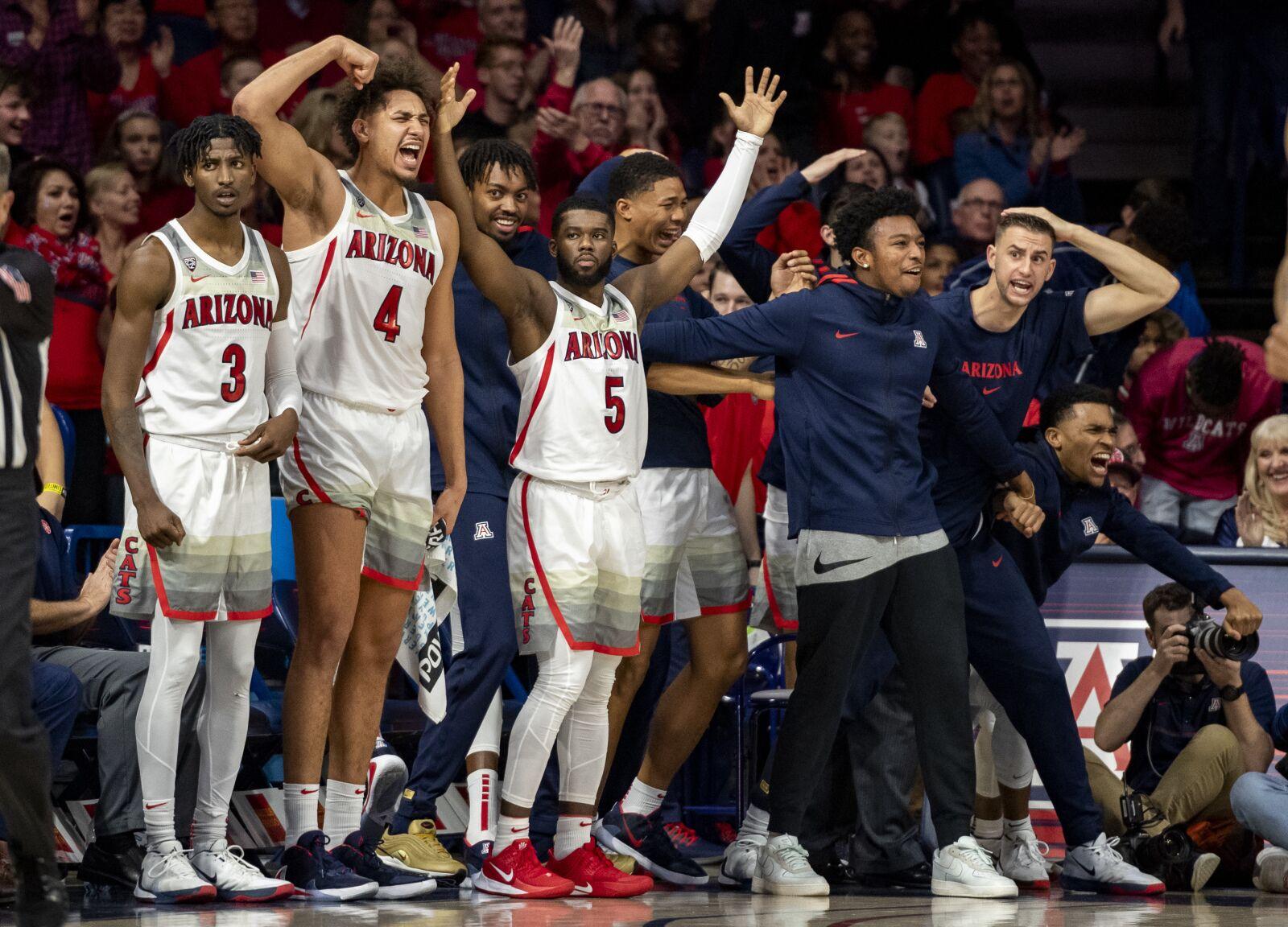 NCAA Basketball: Why computers love Arizona and hate the AP Poll