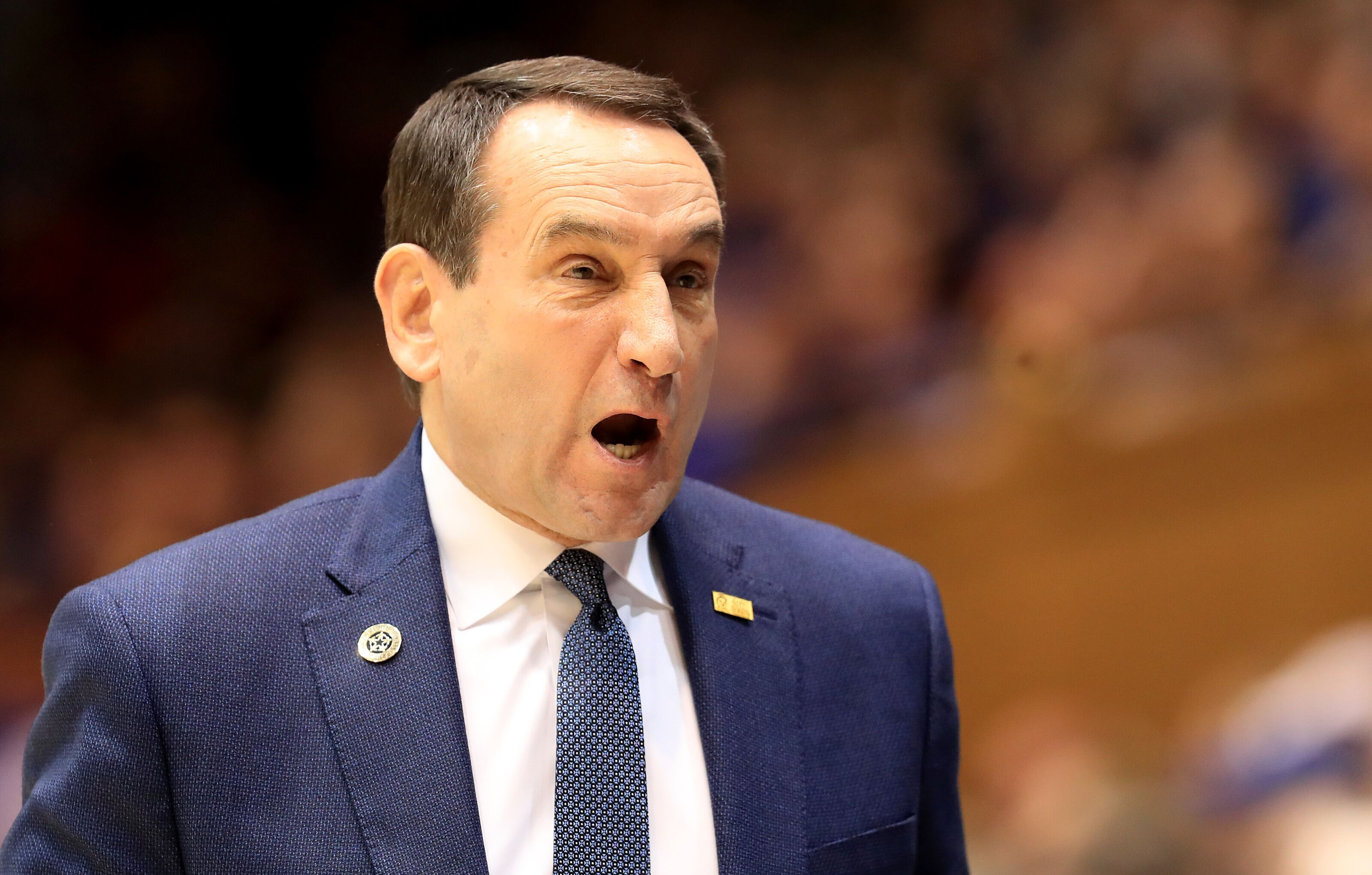 Duke Basketball: Widely considered the greatest, but is Coach K a closer?