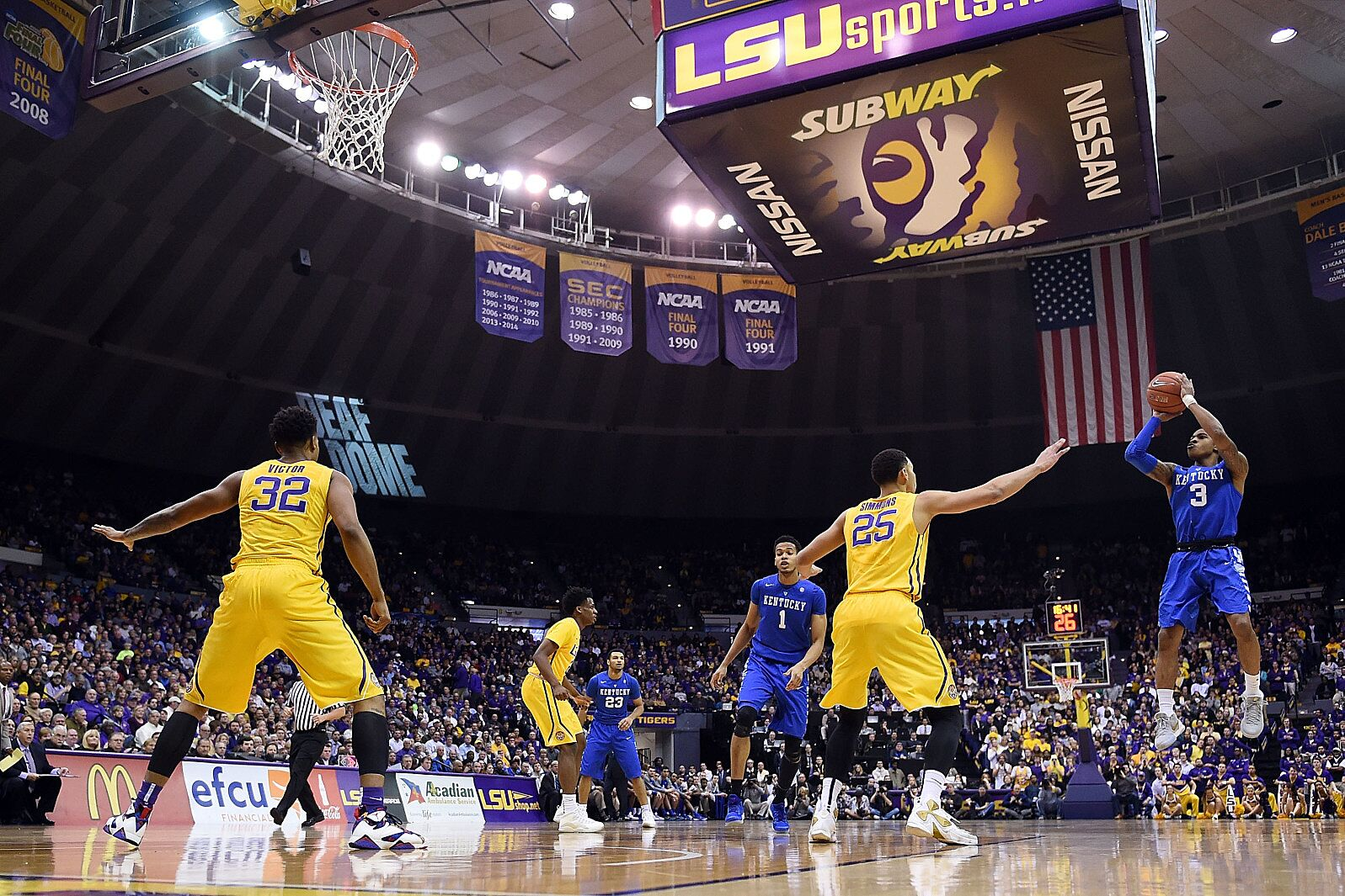 LSU Basketball Breaking Down The 2018 Recruiting Class For Tigers