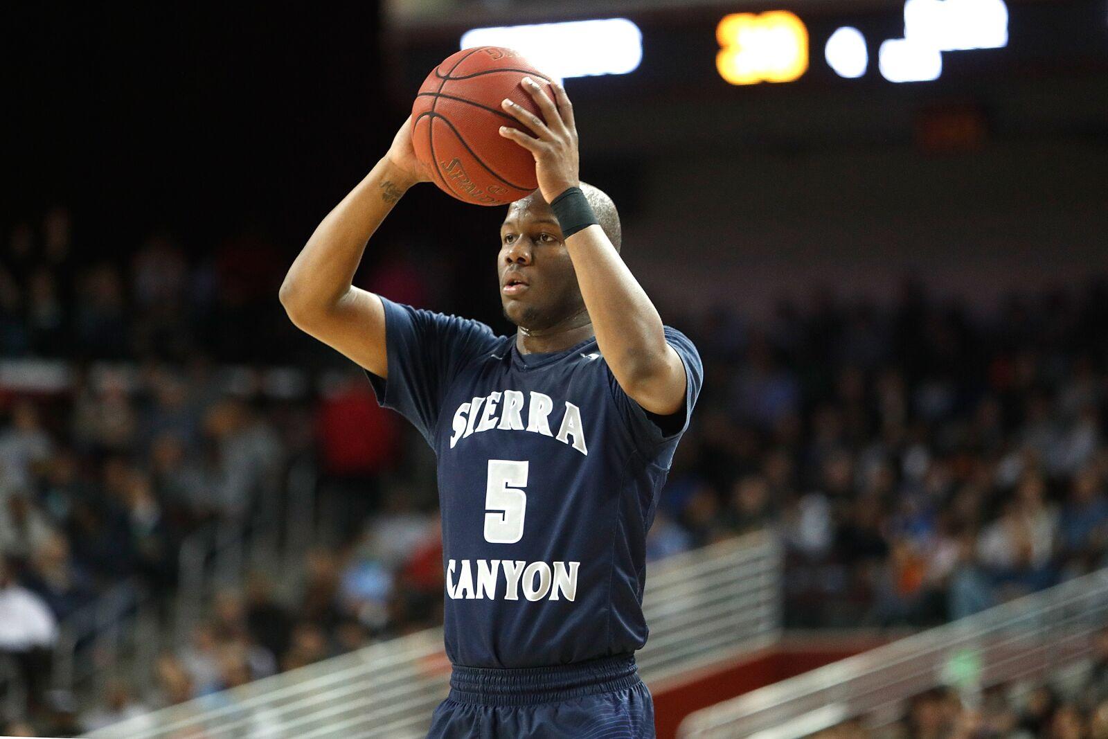 NCAA Basketball Recruiting: Star-studded Sierra Canyon's