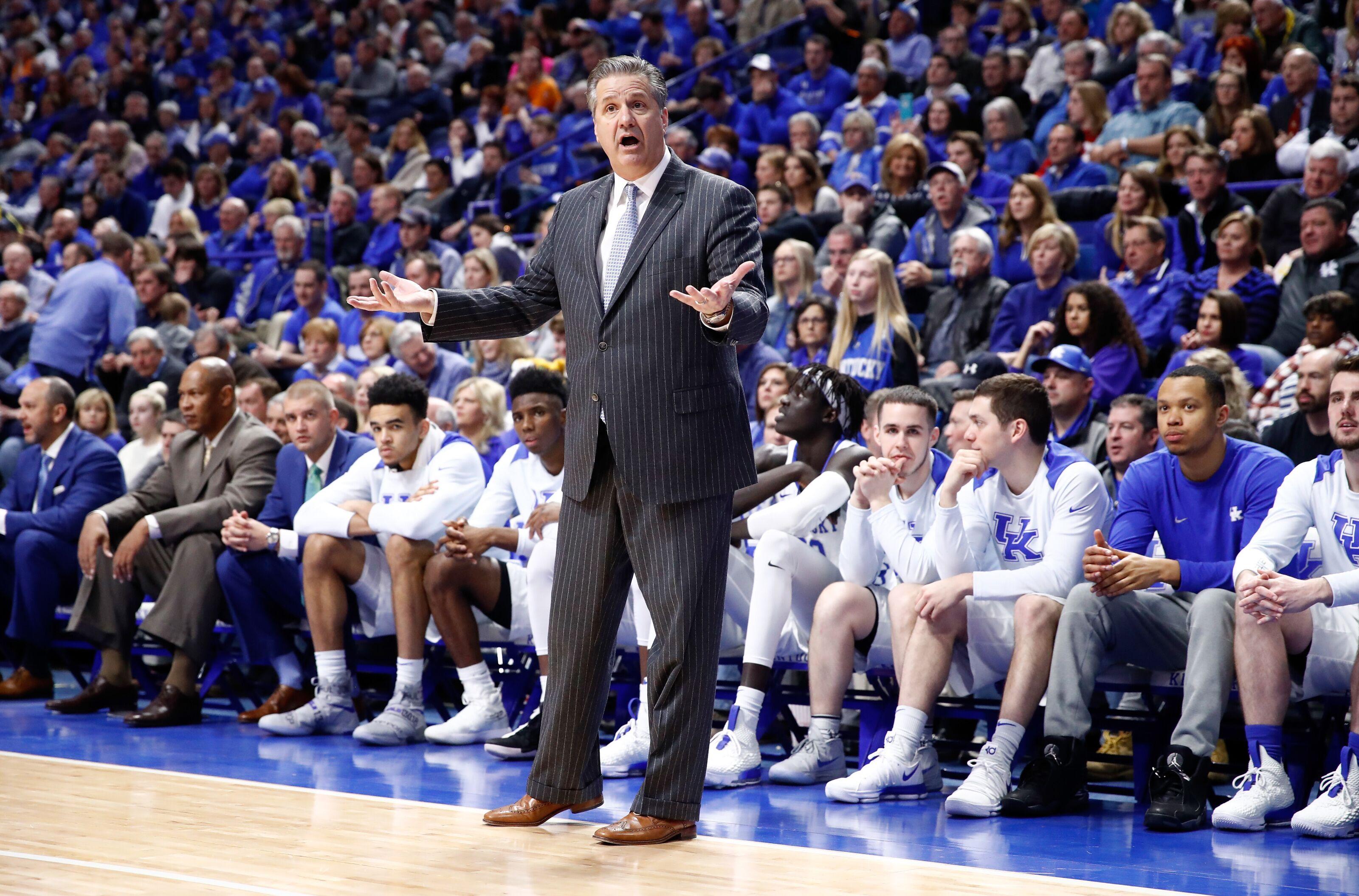 Kentucky Basketball 2017 18 Season Preview For The Wildcats: Kentucky Basketball: 5 Keys For A Successful 2018-19 Campaign
