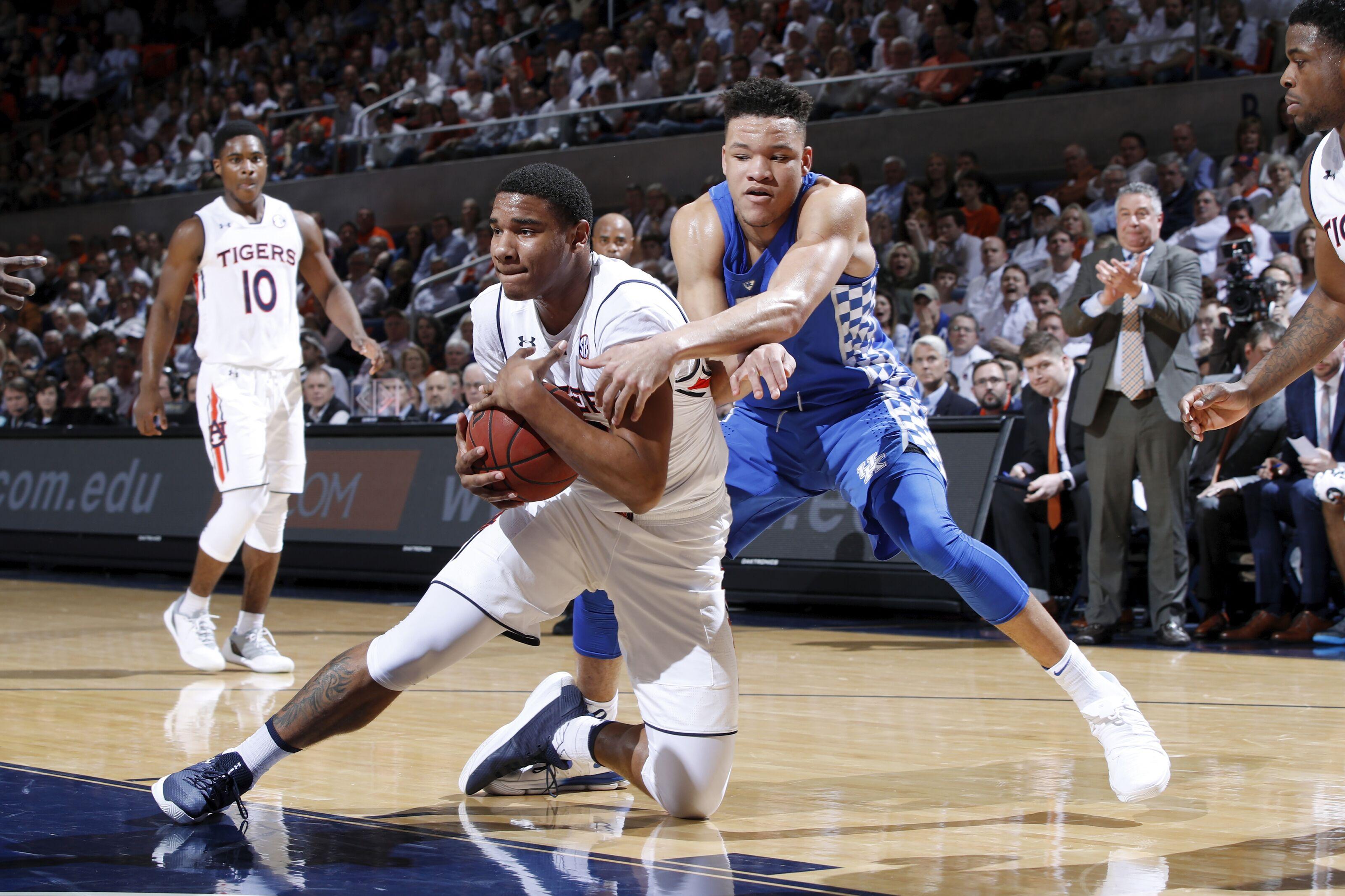 Kentucky Wildcats Vs Auburn Basketball 2019 Start Time: Kentucky Vs Auburn: College Basketball Game Preview, TV