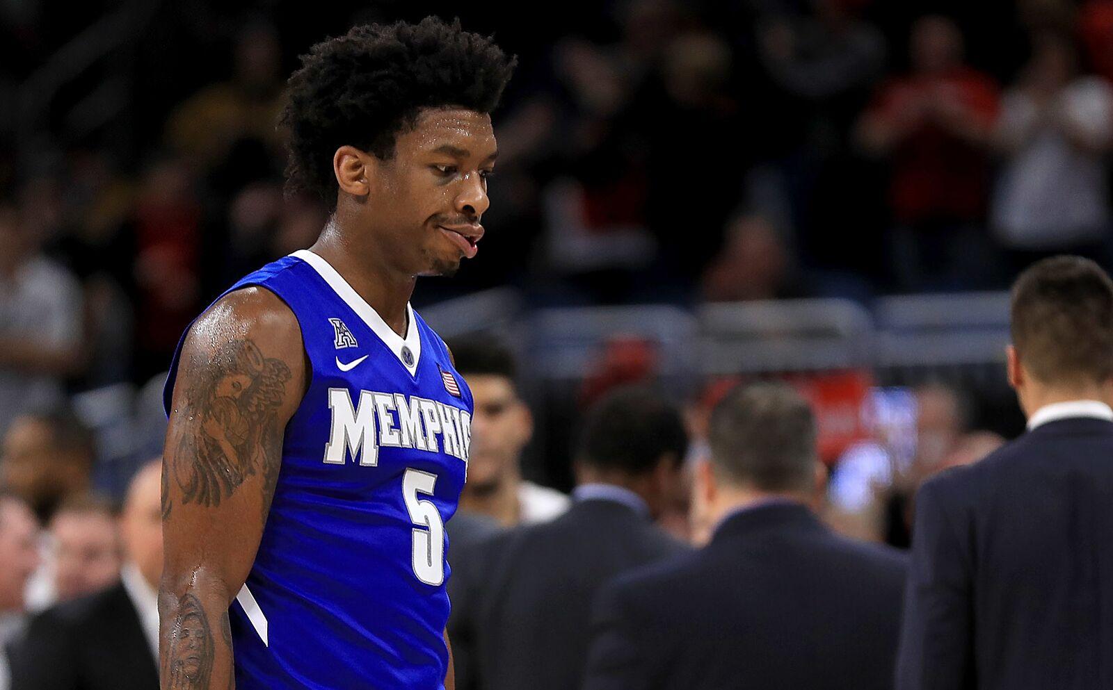 reputable site 8e8a1 2820a Examining the 2018 recruiting class for Memphis Basketball