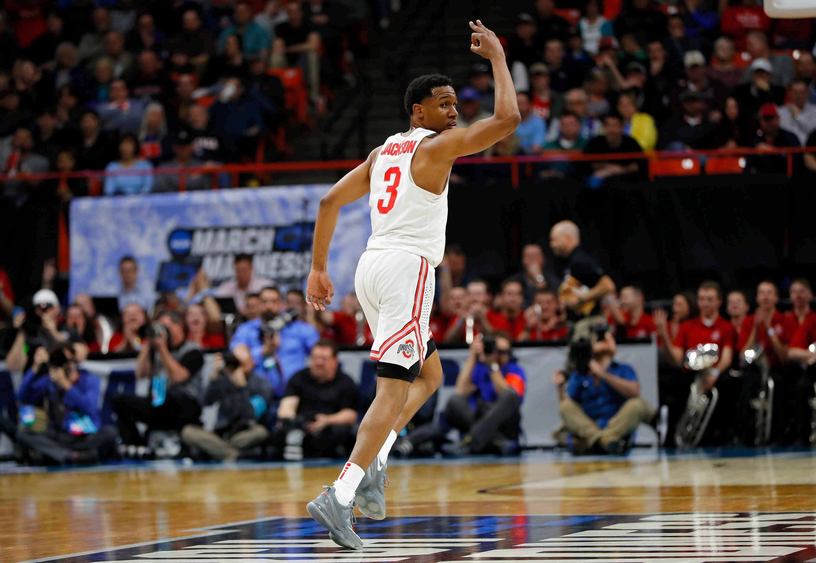 Ohio State Basketball: Can Buckeyes upset Houston in the Round of 32?