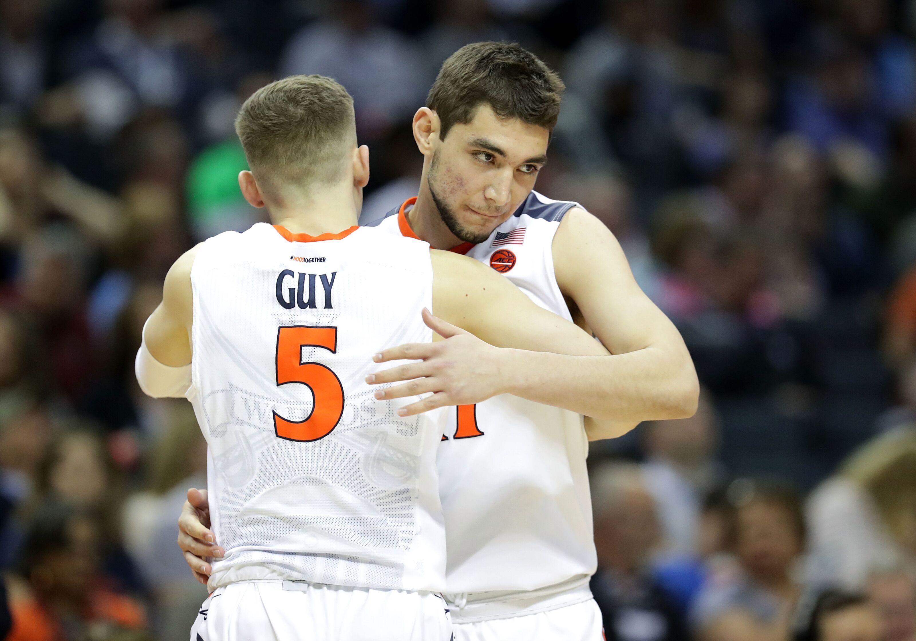 Virginia Basketball: Cavaliers complete season sweep of Virginia Tech