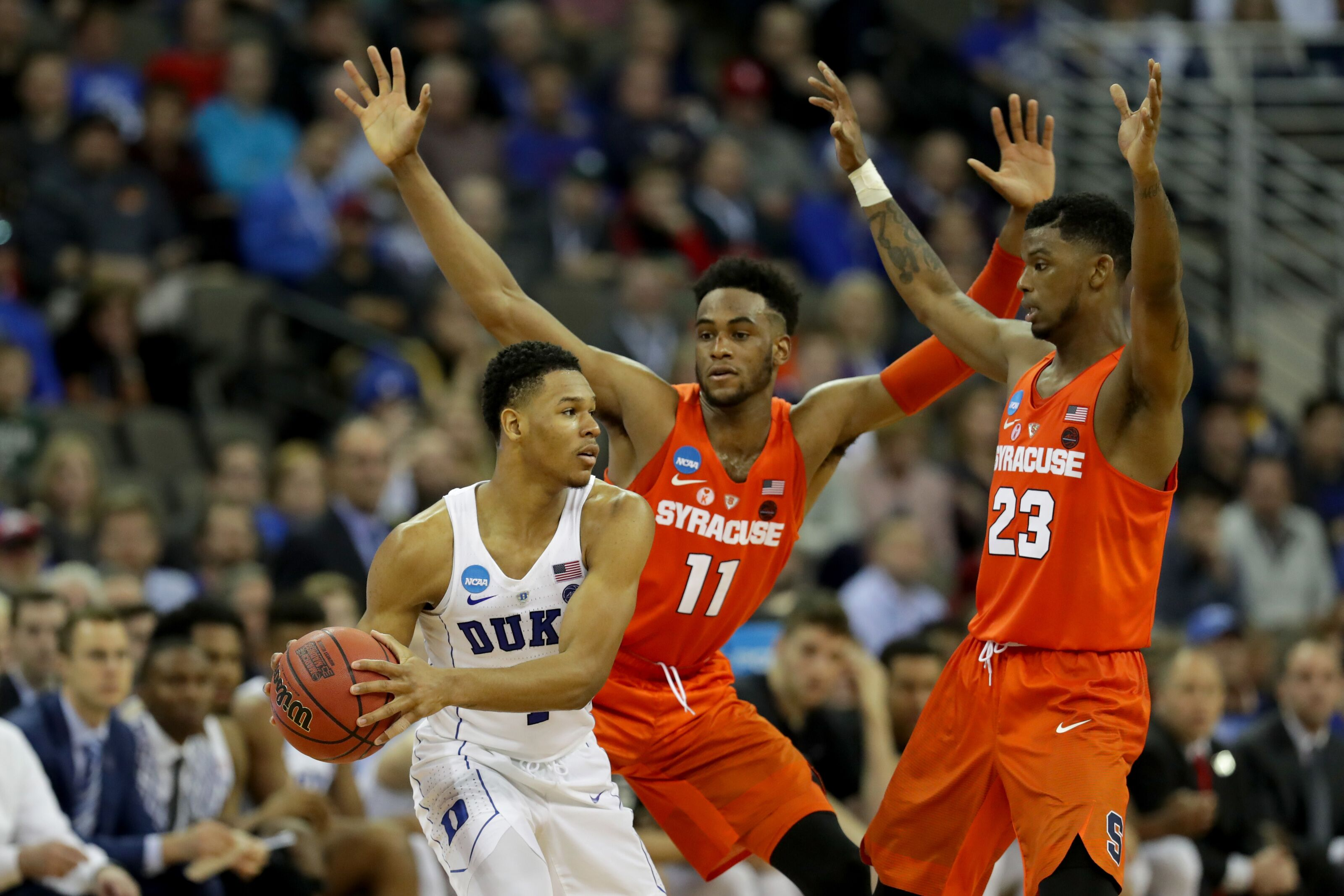 Syracuse Basketball Why Will The Orange Be Dangerous In 2018 19